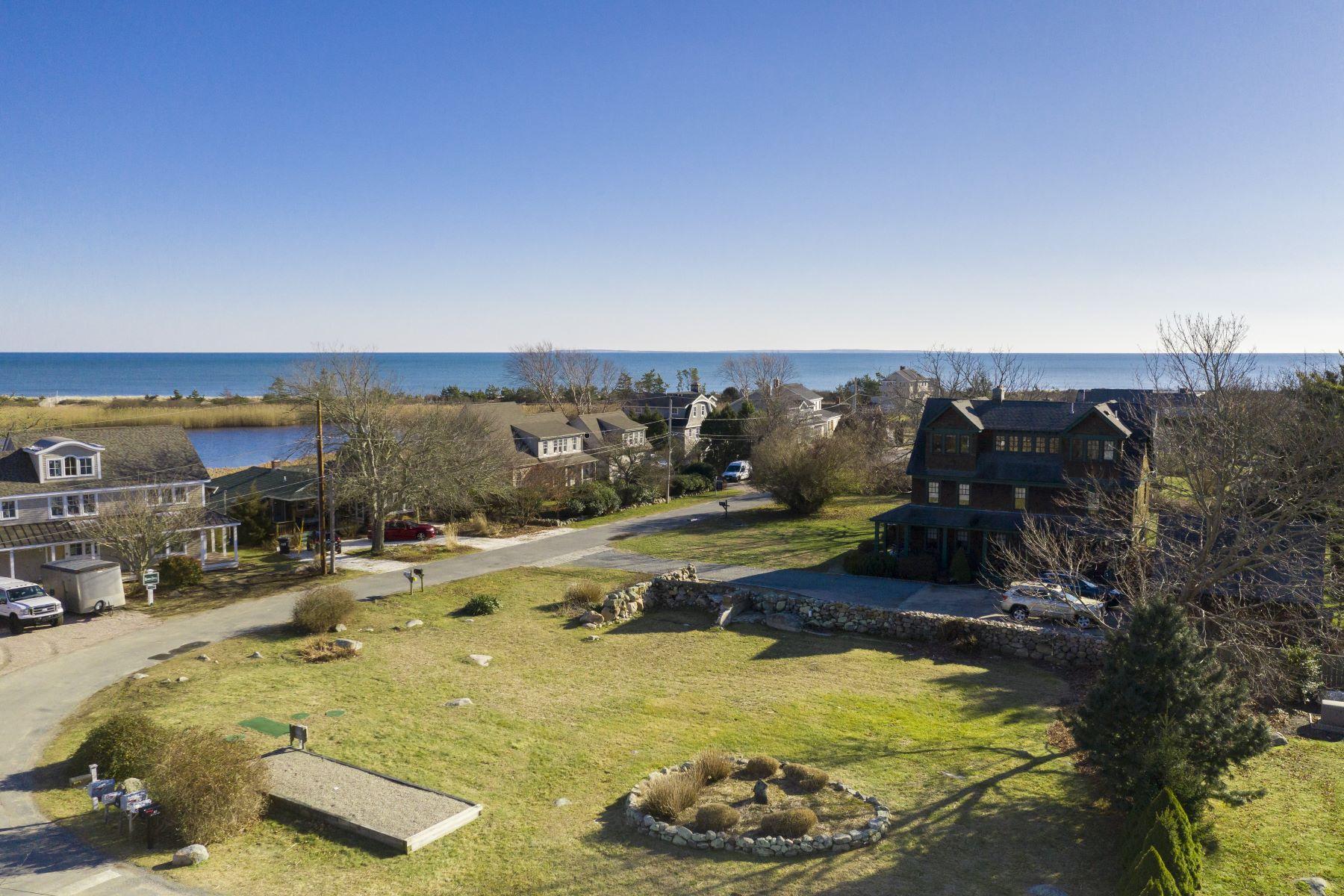 土地,用地 为 销售 在 185 Sea Breeze Drive, Charlestown, RI 185 Sea Breeze Drive 查尔斯顿, 罗得岛 02813 美国