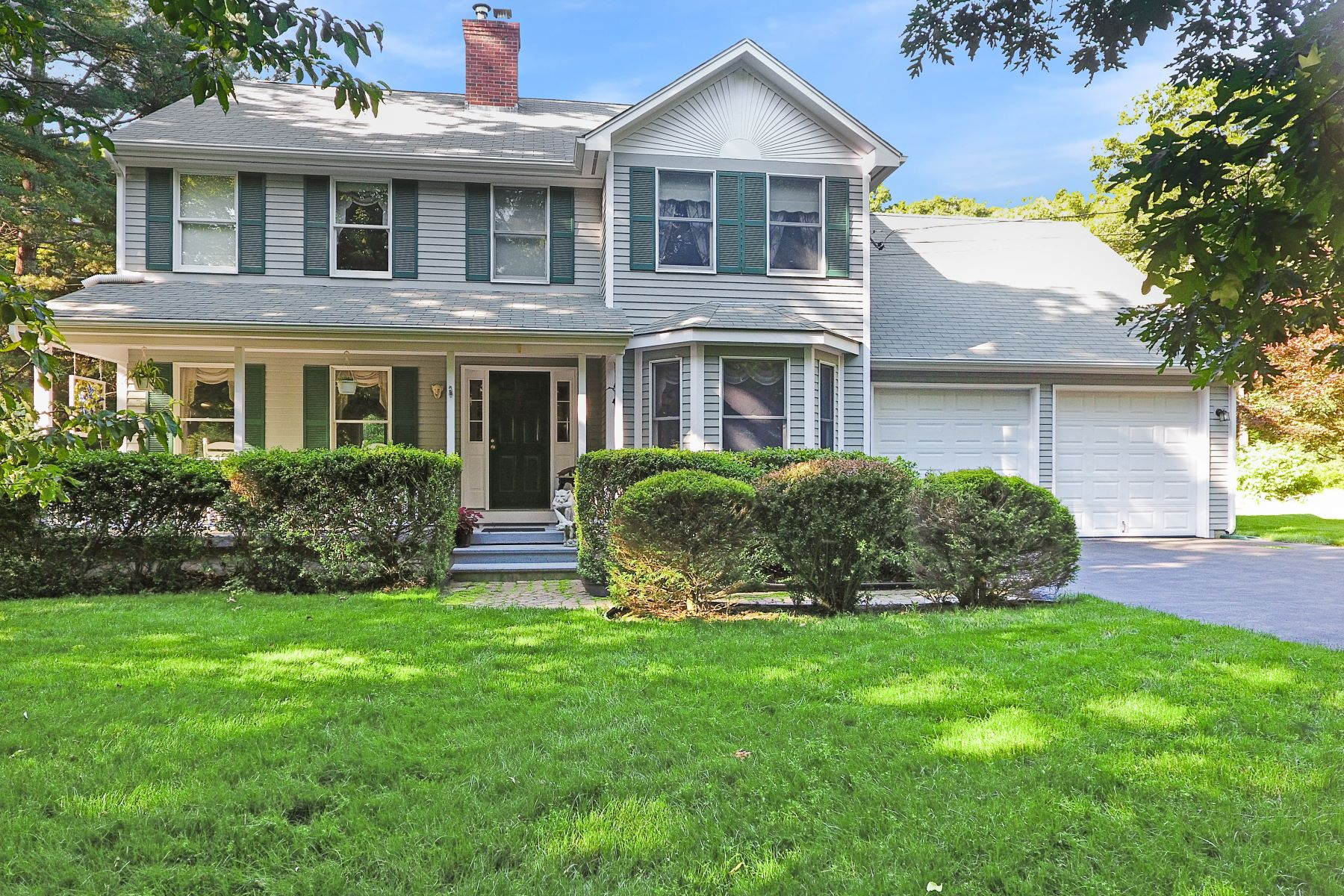 Single Family Homes for Sale at 232 Wolf Rock Road, Exeter, RI 232 Wolf Rock Road Exeter, Rhode Island 02822 United States