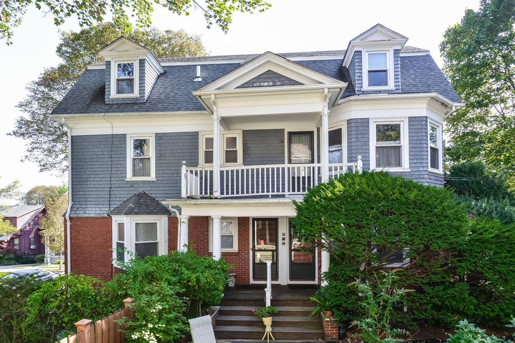 多户住宅 为 销售 在 62 - 64 Forest St, East Side Of Prov, RI 62 - 64 Forest St 普罗维登斯, 罗得岛 02906 美国