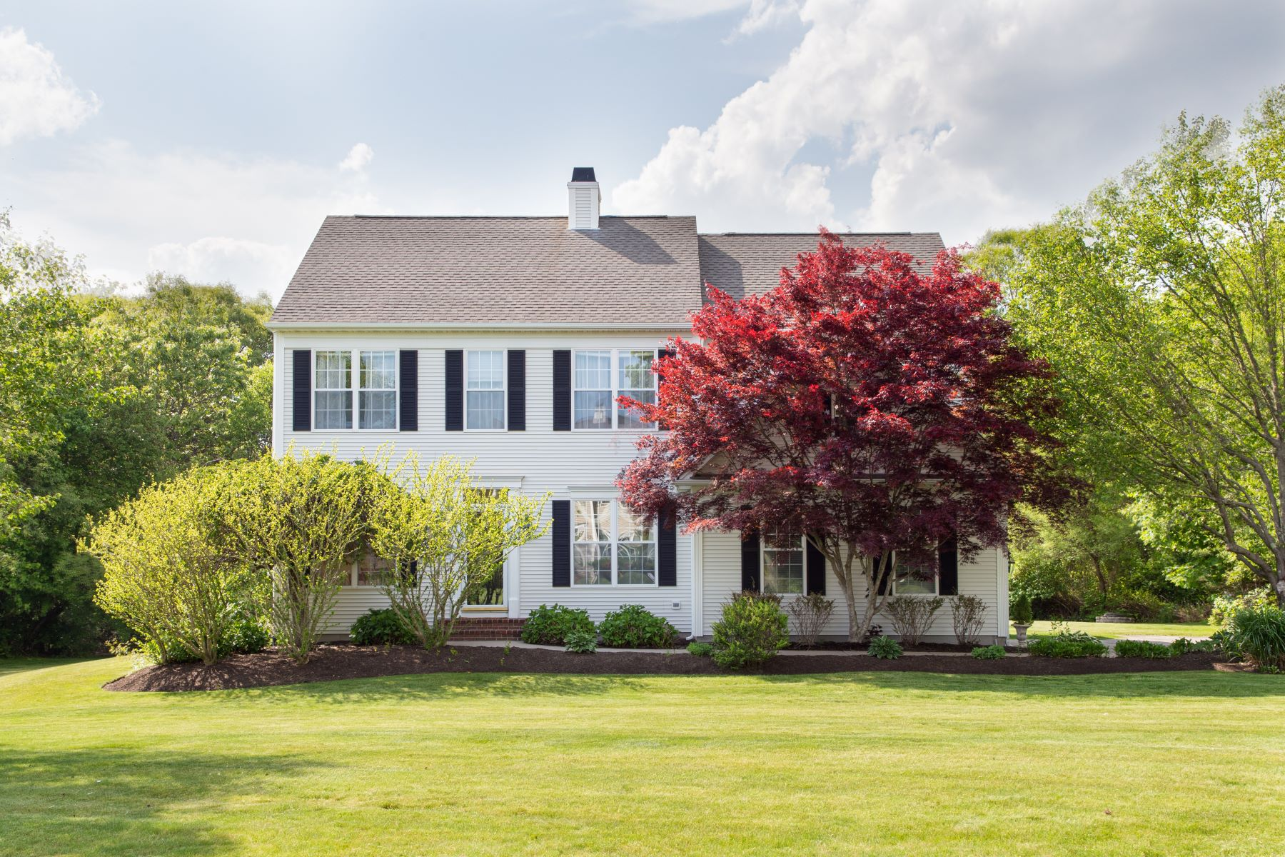 Single Family Homes for Sale at 64 Day Lily Circle, South Kingstown, RI South Kingstown, Rhode Island 02879 United States