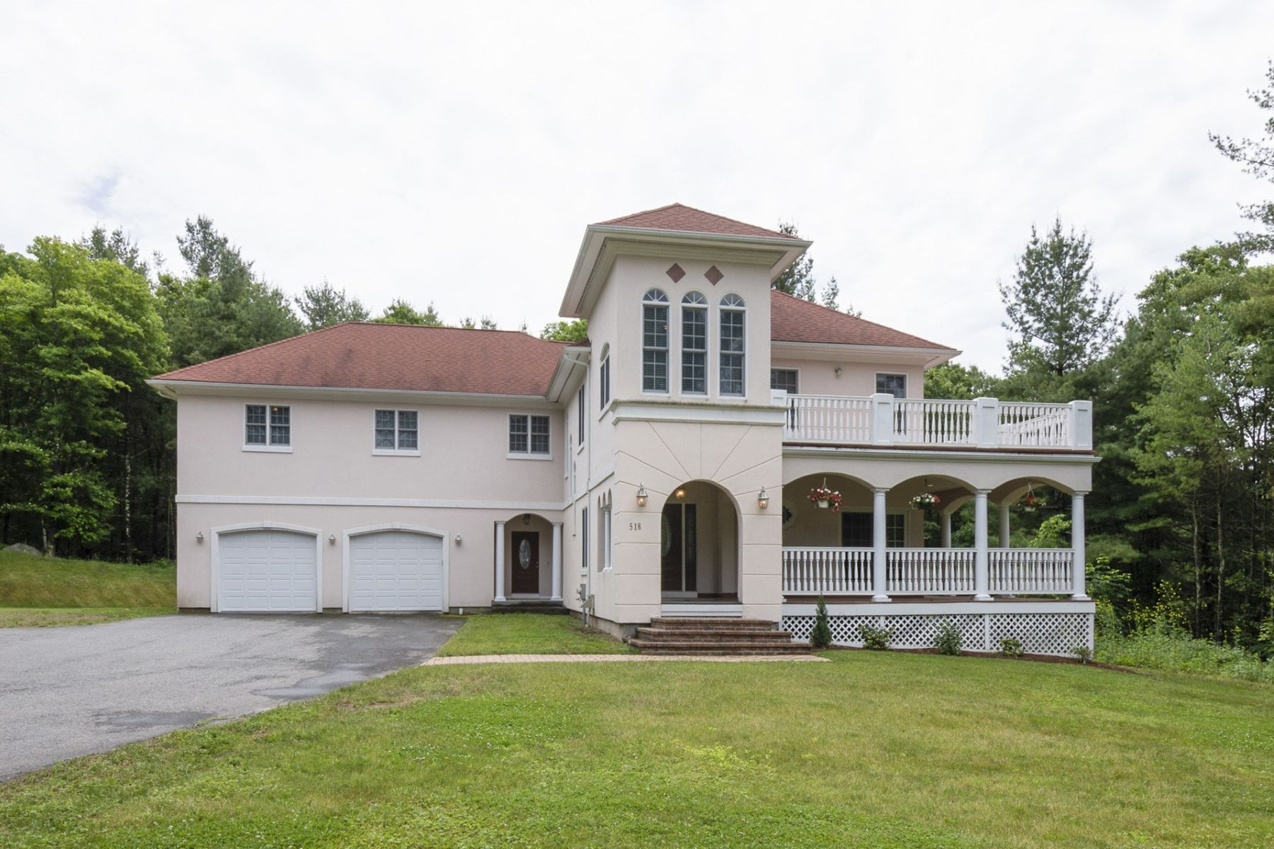 Single Family Homes for Sale at 518 Buxton St., North Smithfield, RI North Smithfield, Rhode Island 02896 United States