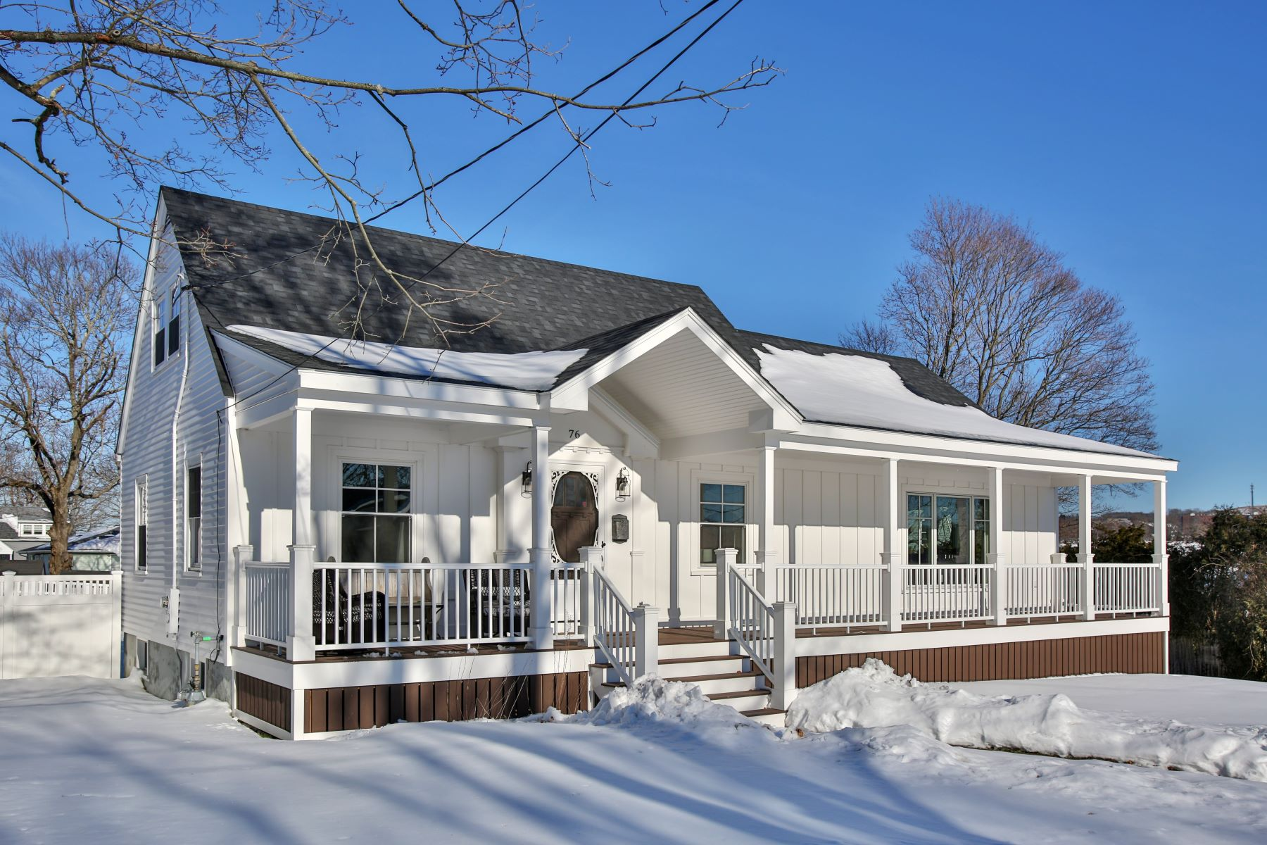 Single Family Home for Sale at 76 Gay St, Somerset, MA Somerset, Massachusetts, 02726 United States