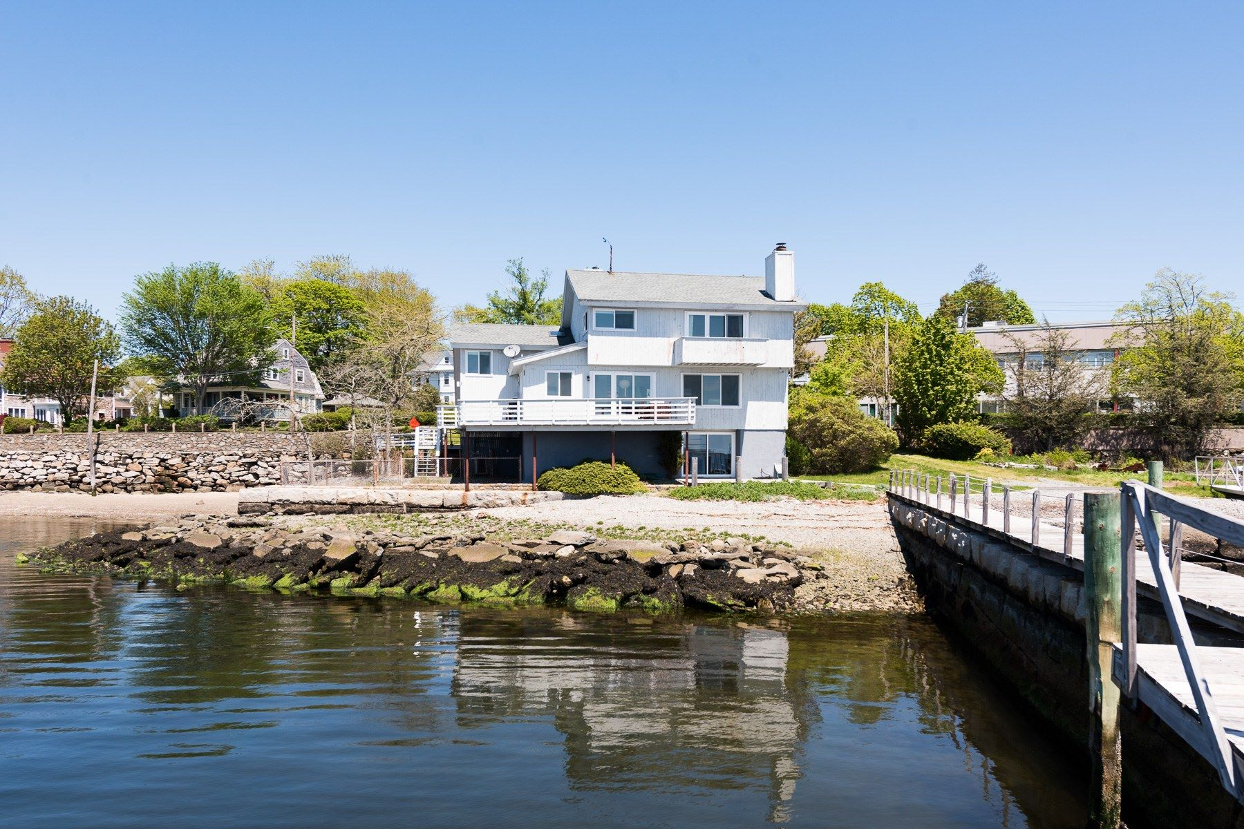 Single Family Homes for Sale at 169 Hope Street, Bristol, RI 169 Hope Street Bristol, Rhode Island 02809 United States