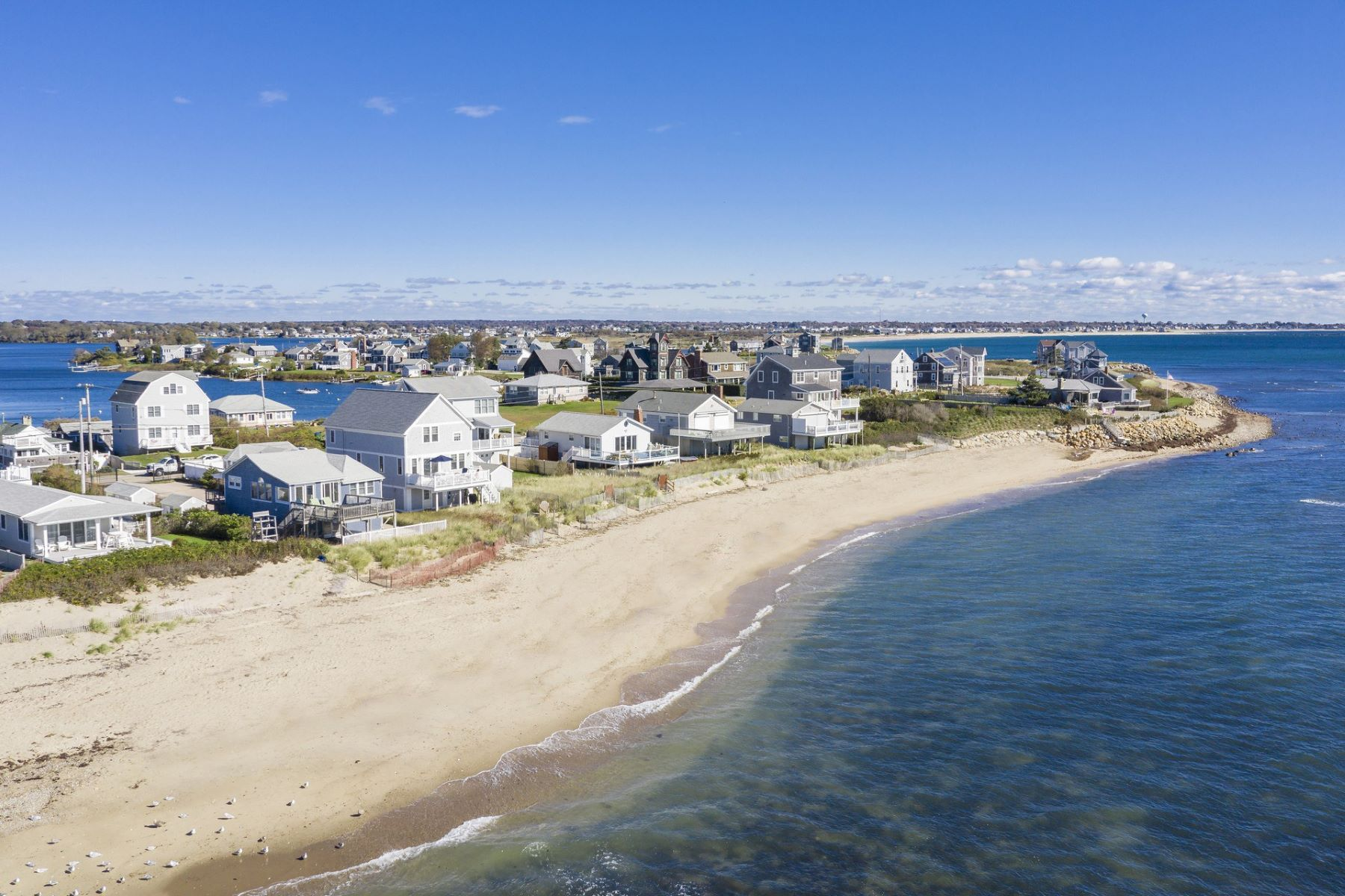 single family homes for Sale at Seas The Day & Sand Castle 979 A Matunuck Beach Rd, South Kingstown, Rhode Island 02879 United States