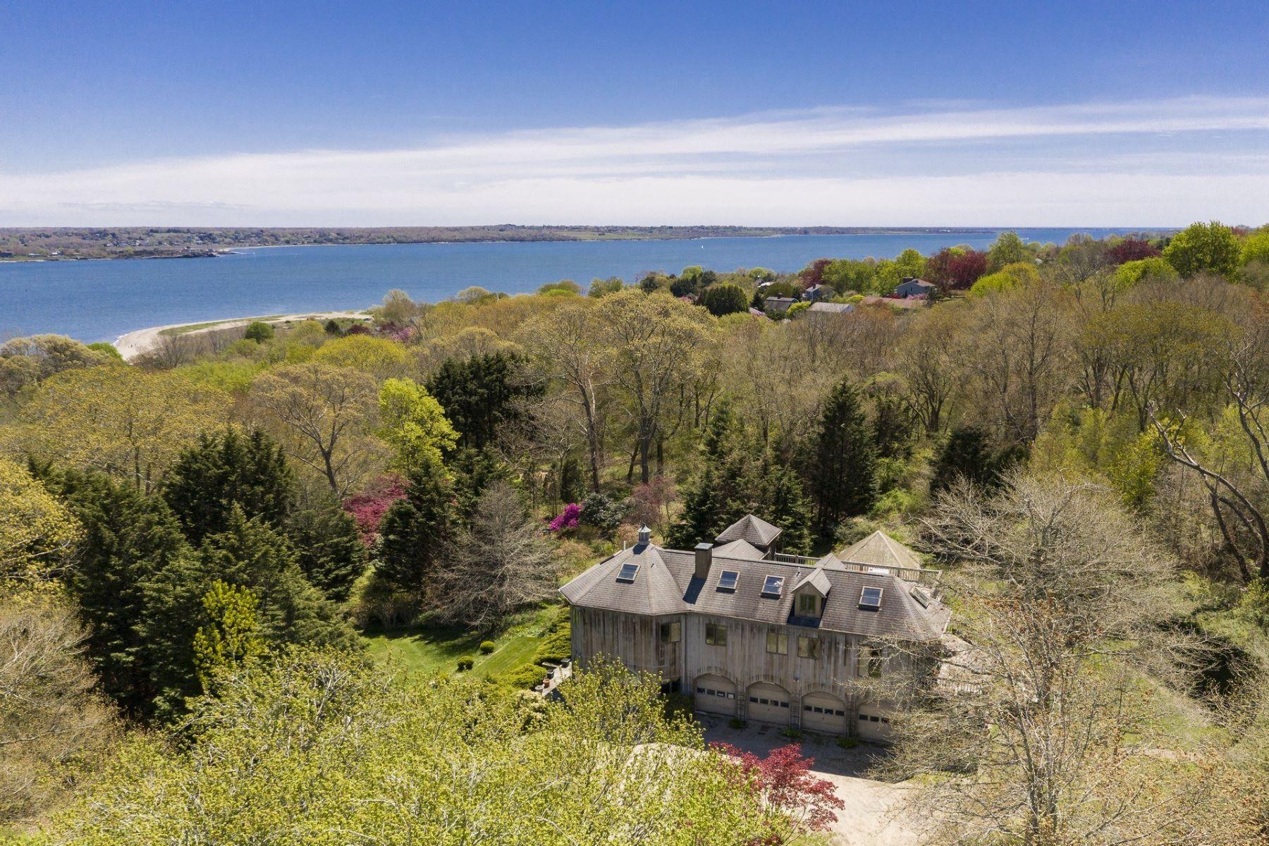single family homes voor Verkoop op 272 Glen Farm Rd, Portsmouth, RI Portsmouth, Rhode Island 02871 Verenigde Staten