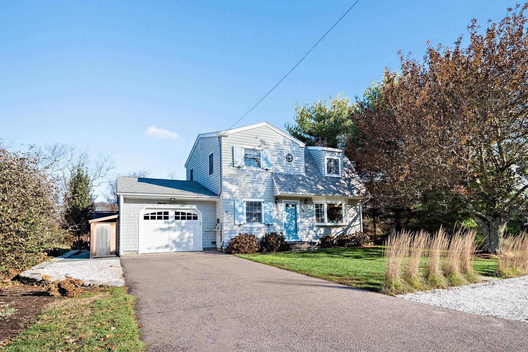 独户住宅 为 销售 在 9 Sunset Dr, Charlestown, RI 查尔斯顿, 罗得岛, 02813 美国