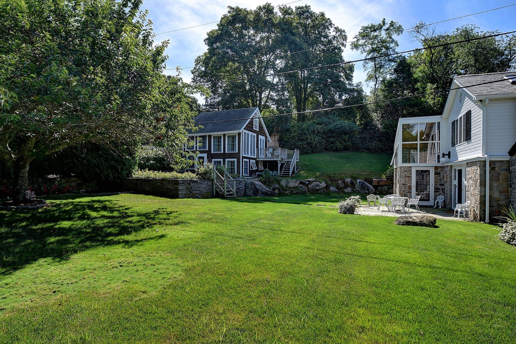 Single Family Homes for Sale at 17 East Hills Road, Westerly, RI 17 East Hills Road Westerly, Rhode Island 02891 United States