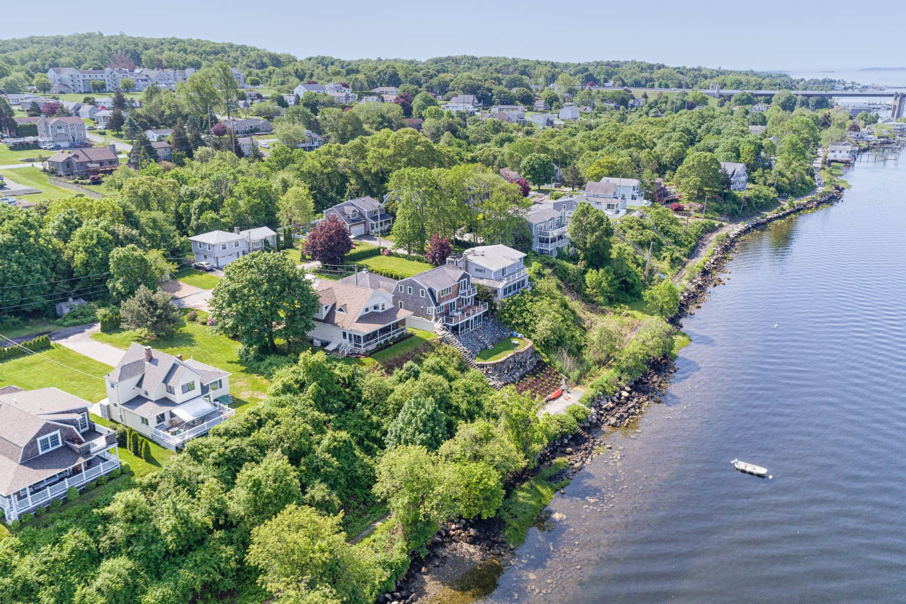Single Family Homes for Sale at 496 Riverside Drive, Tiverton, RI 496 Riverside Drive Tiverton, Rhode Island 02878 United States