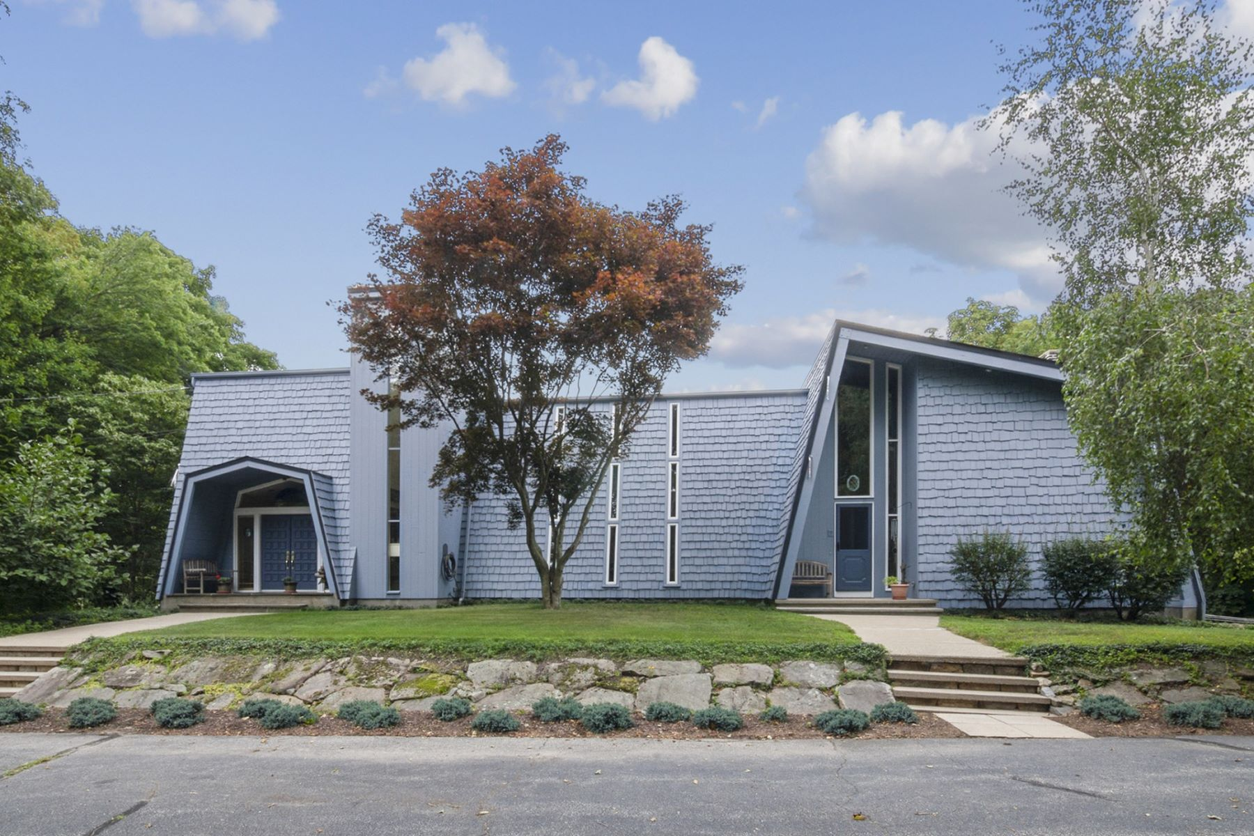 Single Family Homes for Sale at 1974 Division Road, East Greenwich, RI East Greenwich, Rhode Island 02818 United States