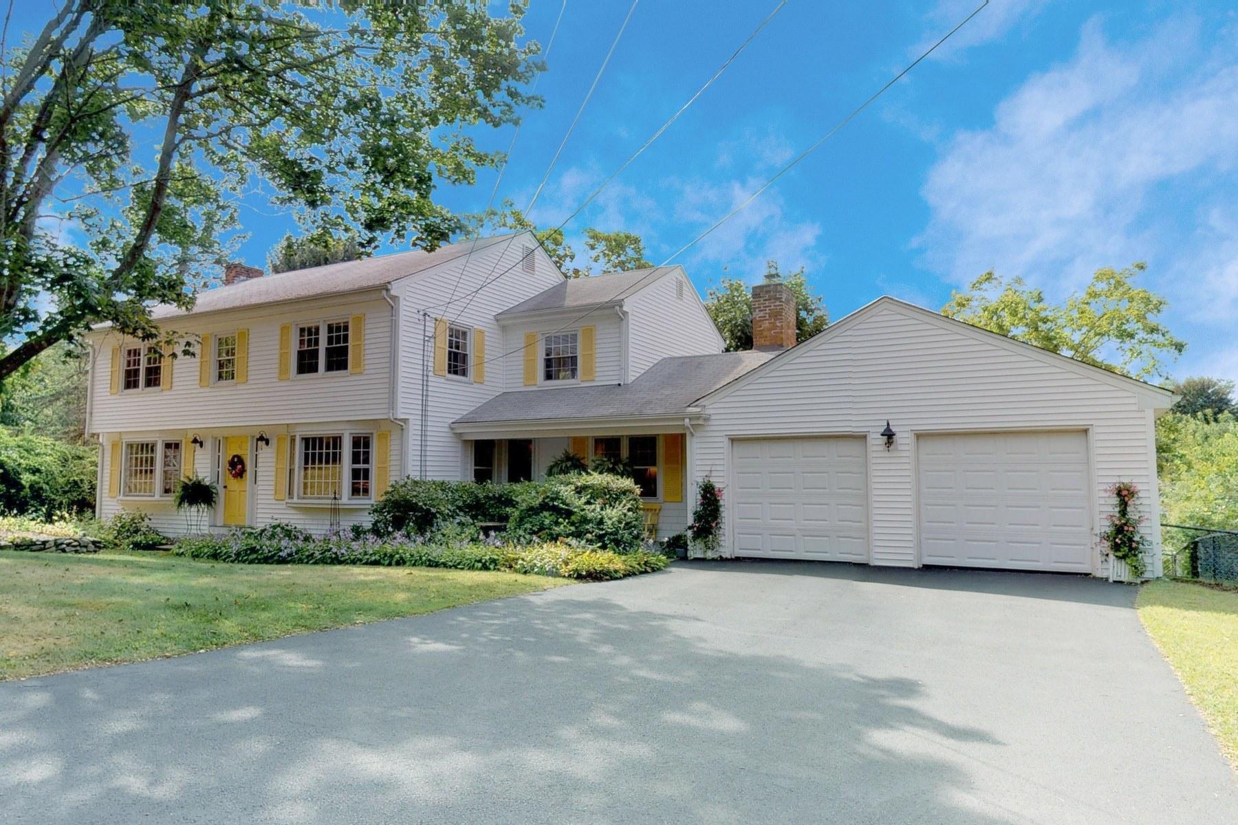 Single Family Homes for Sale at 3 Water Way, Barrington, RI Barrington, Rhode Island 02806 United States