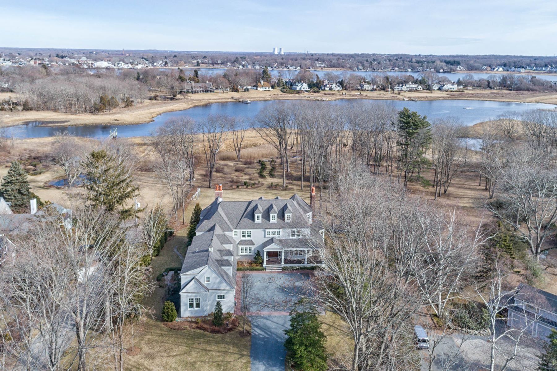 single family homes for Sale at 54 South Meadow Lane, Barrington, RI Barrington, Rhode Island 02806 United States