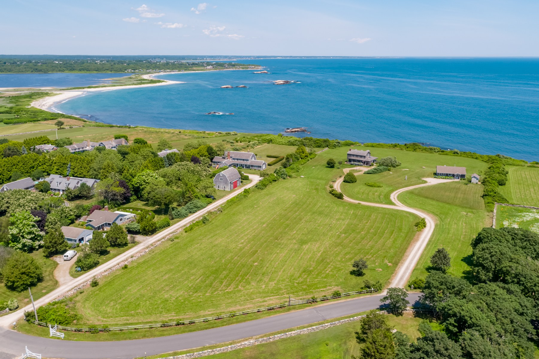 Land for Sale at 2 Grinnell Road, Little Compton, RI 2 Grinnell Road Little Compton, Rhode Island 02837 United States