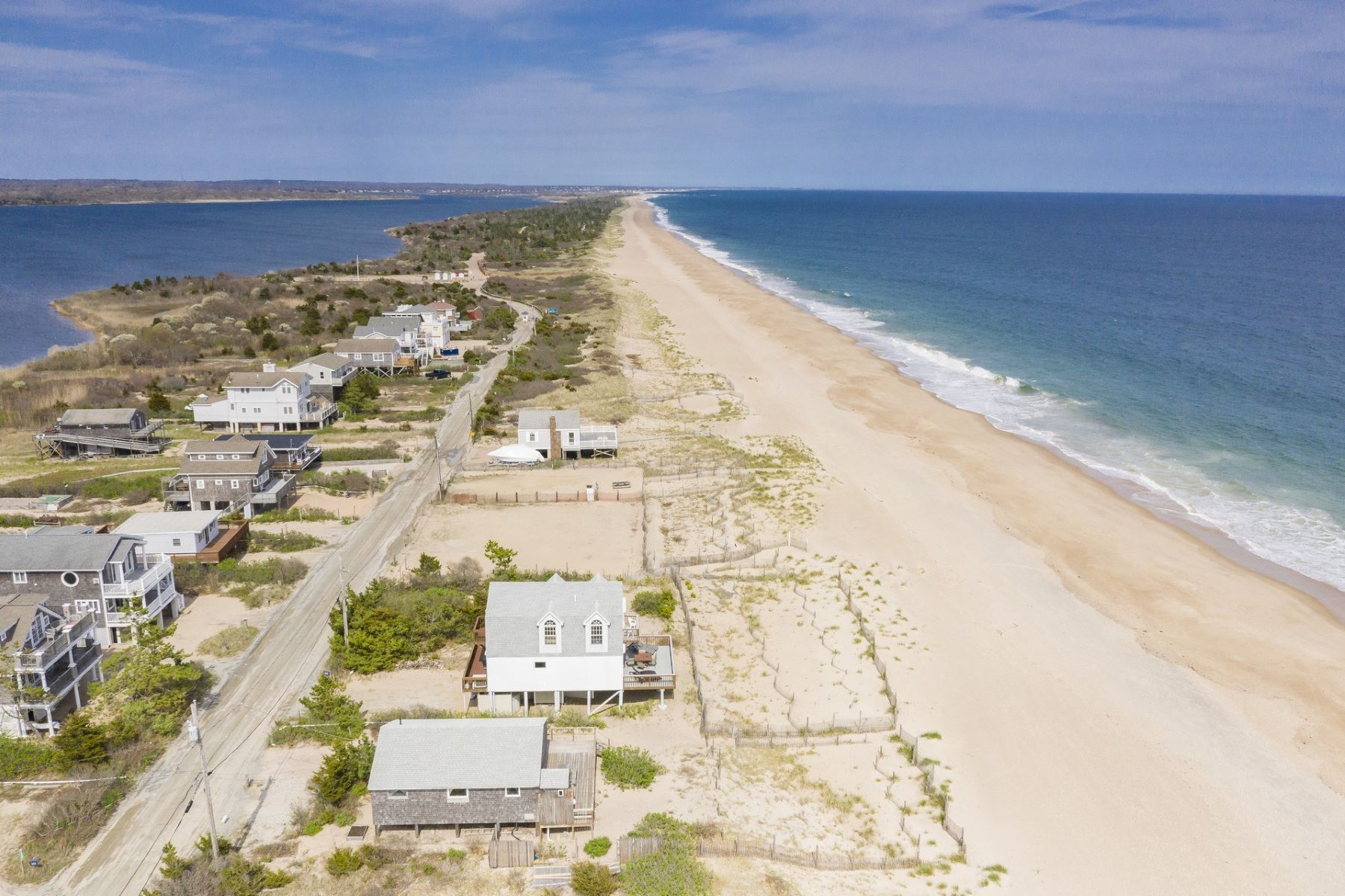 Single Family Homes for Sale at 491 East Beach Road, Charlestown, RI 491 East Beach Road Charlestown, Rhode Island 02813 United States