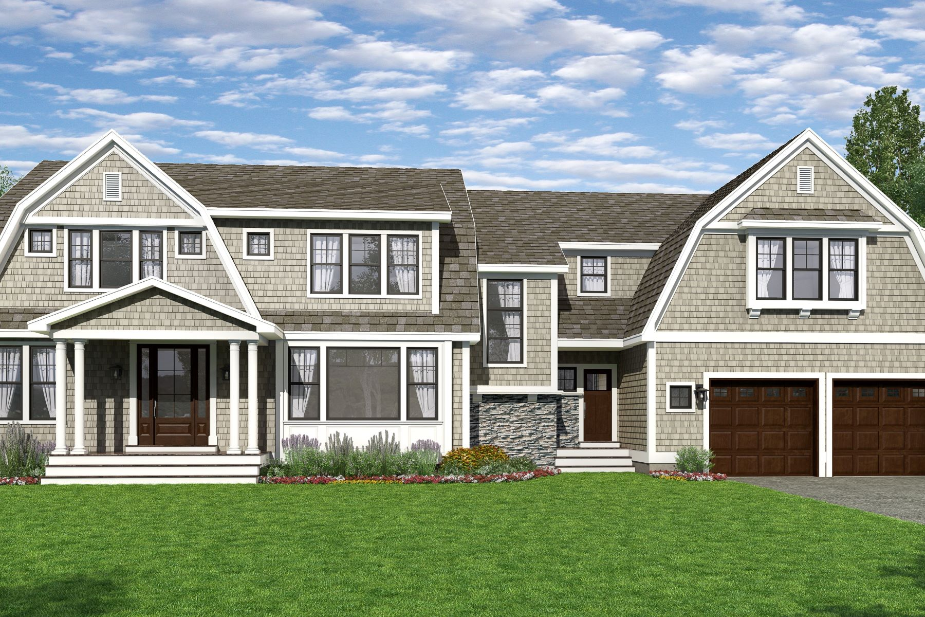 Single Family Homes por un Venta en 0 Pheasant Lane, Barrington, RI 0 Pheasant Lane Barrington, Rhode Island 02806 Estados Unidos