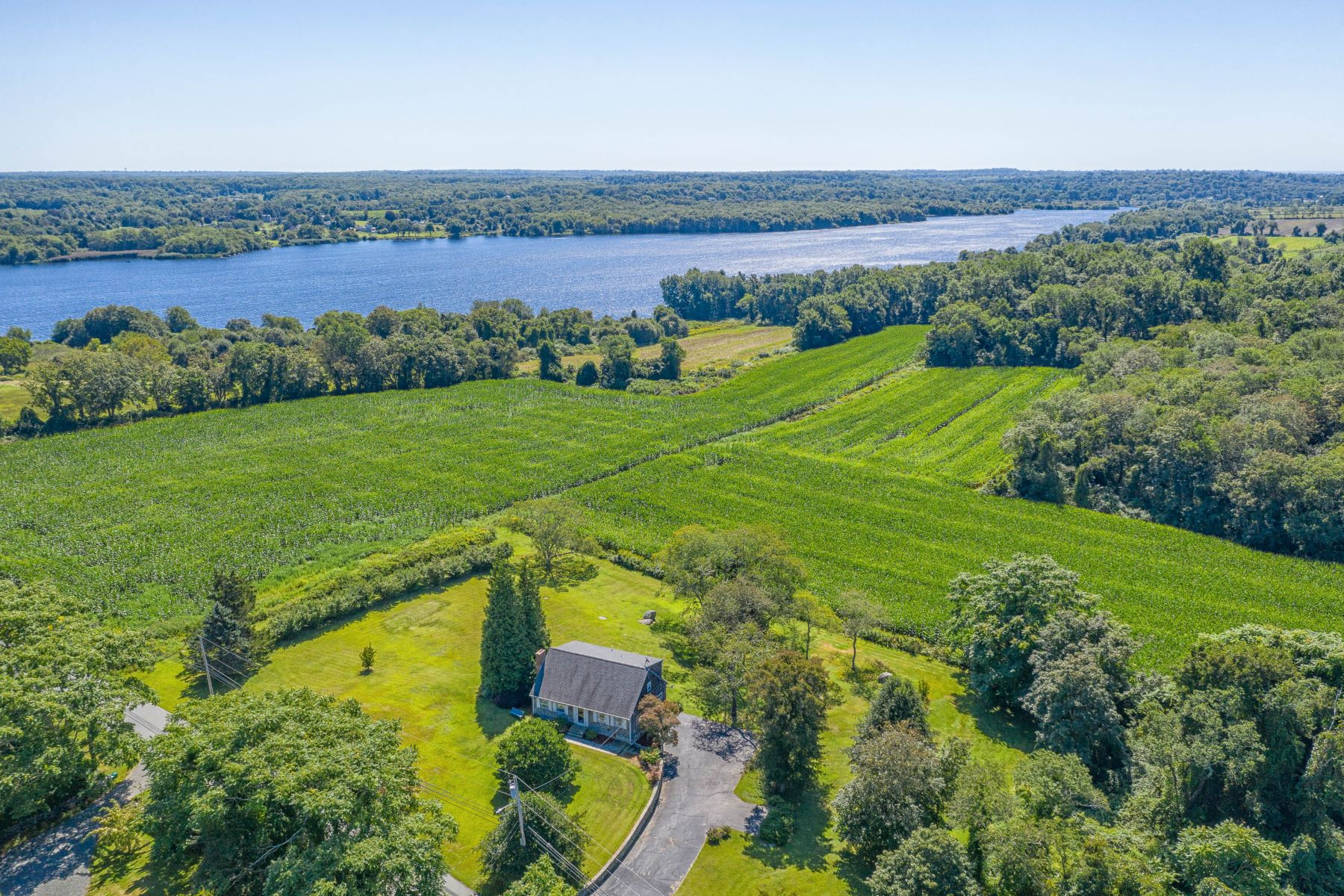 Single Family Homes for Sale at 310 Puncateest Neck Road, Tiverton, RI 310 Puncateest Neck Road Tiverton, Rhode Island 02878 United States