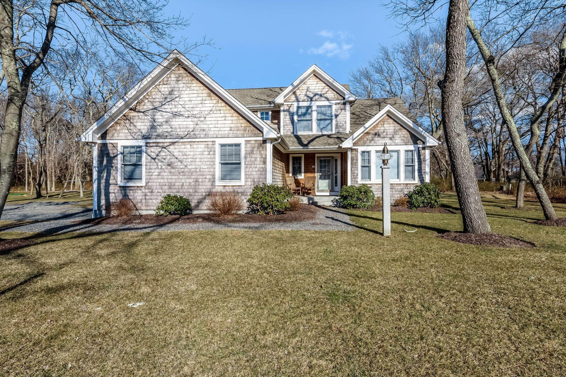 Eensgezinswoning voor Verkoop op 10 Cedar Ridge Trl, Jamestown, RI Jamestown, Rhode Island 02835 Verenigde Staten