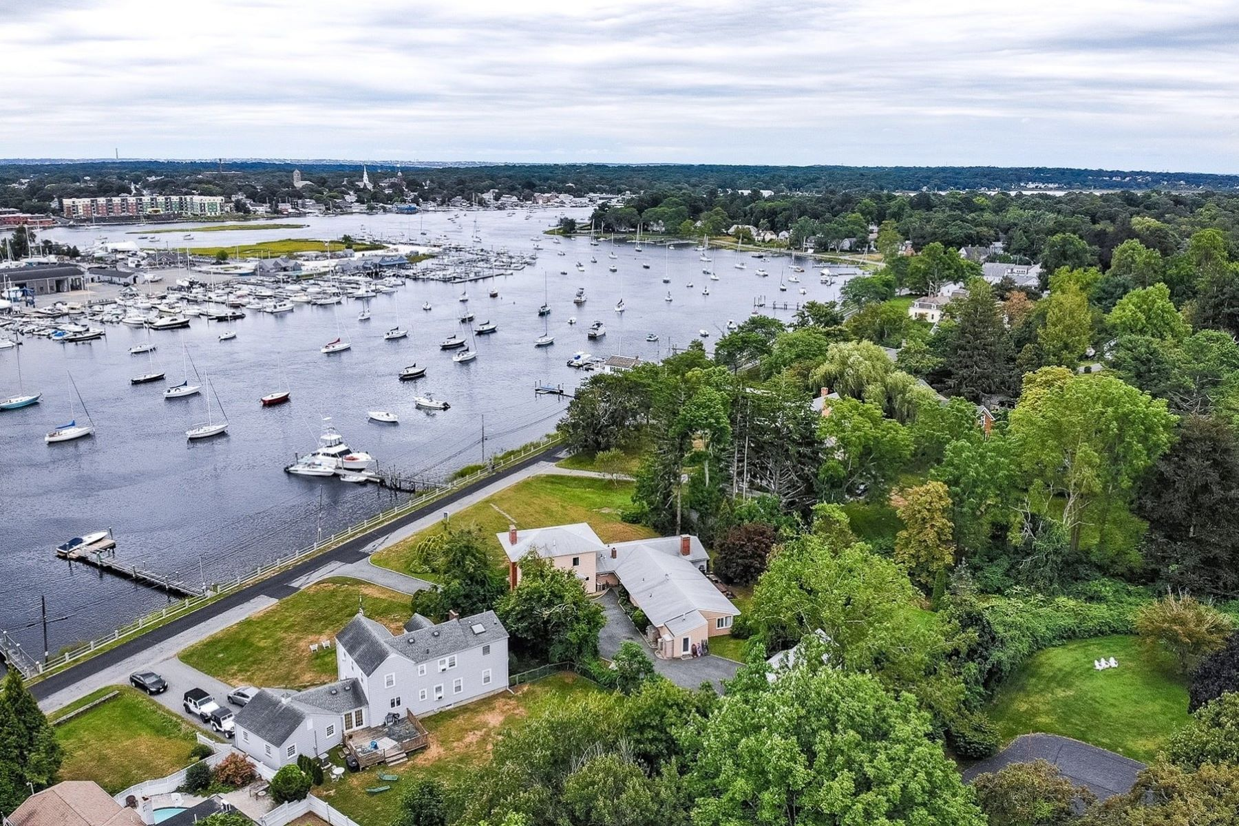 Single Family Homes for Sale at 11 Mathewson Road, Barrington, RI 11 Mathewson Road Barrington, Rhode Island 02806 United States