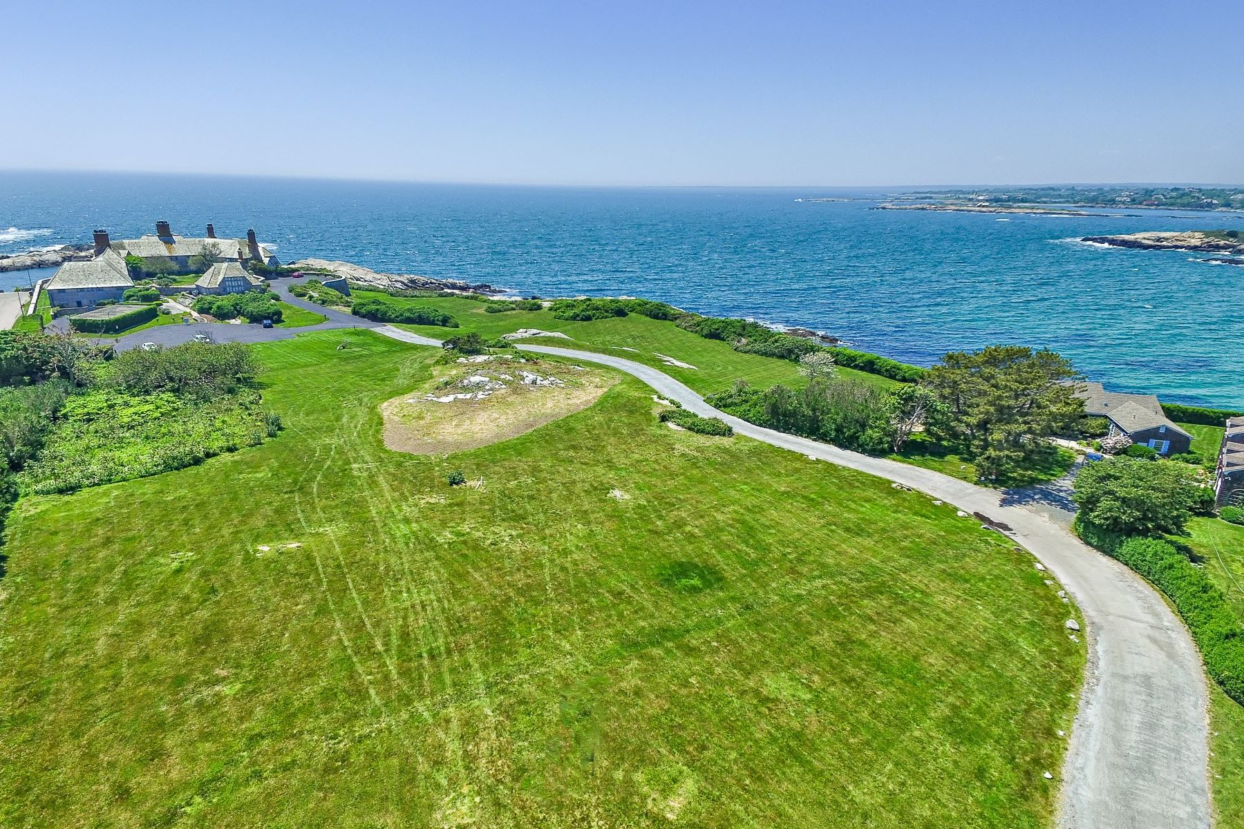 Land for Sale at 55 Ledge Rd, Newport, RI 55 Ledge Rd Newport, Rhode Island 02840 United States