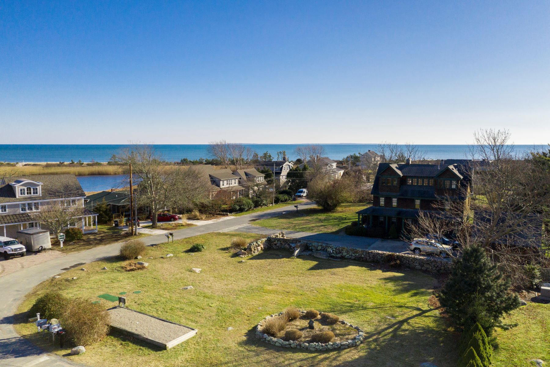 Land for Sale at 185 Sea Breeze Drive Charlestown, Rhode Island 02813 United States