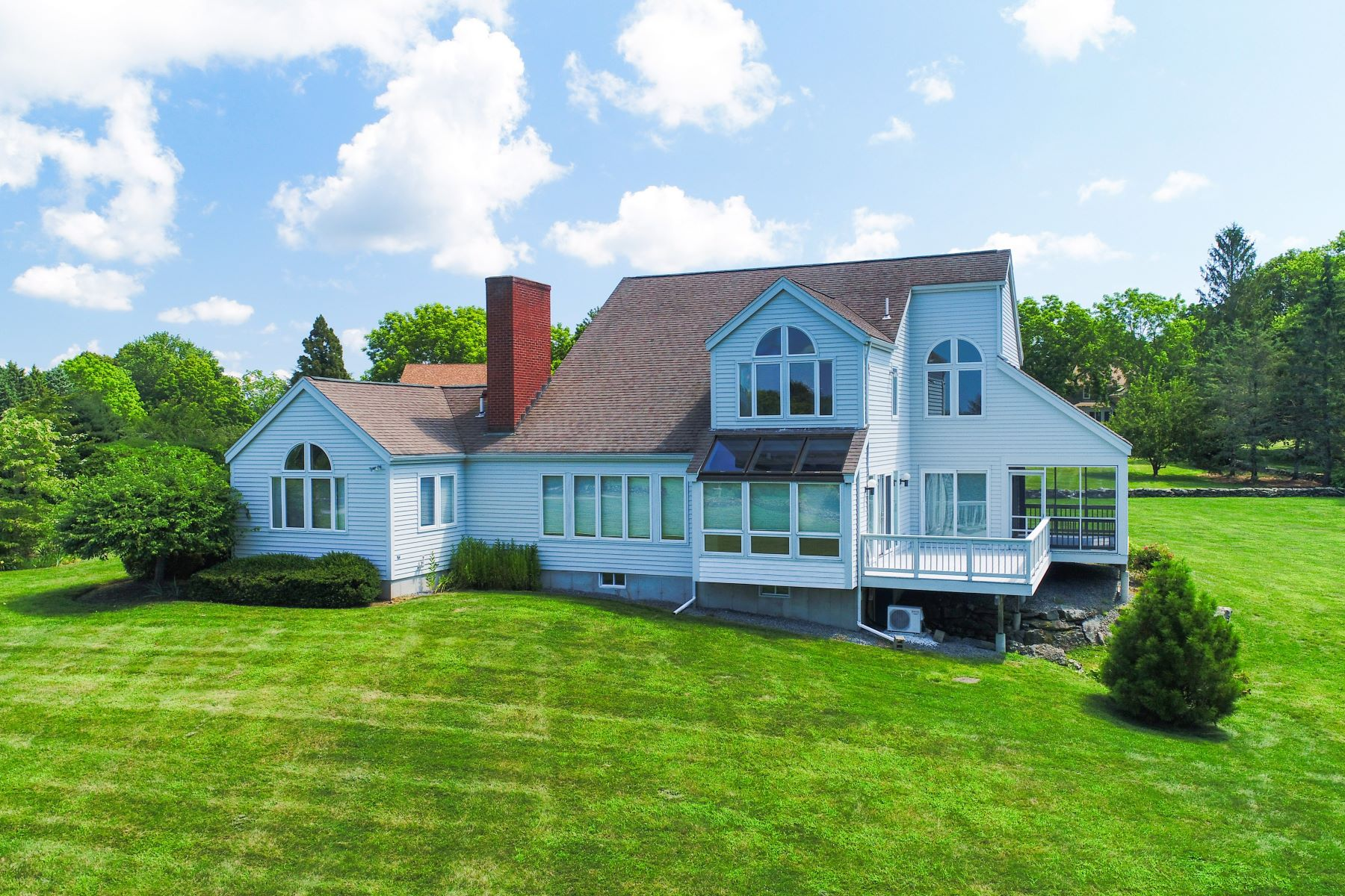 Single Family Homes for Sale at 67 Riverscape Lane, Tiverton, RI 67 Riverscape Lane Tiverton, Rhode Island 02878 United States
