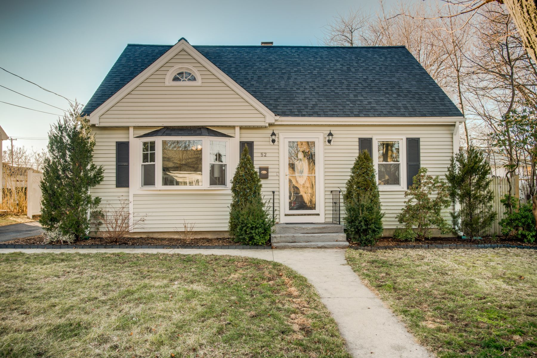 Single Family Homes for Sale at 52 Linden Street, Middletown, RI Middletown, Rhode Island 02842 United States