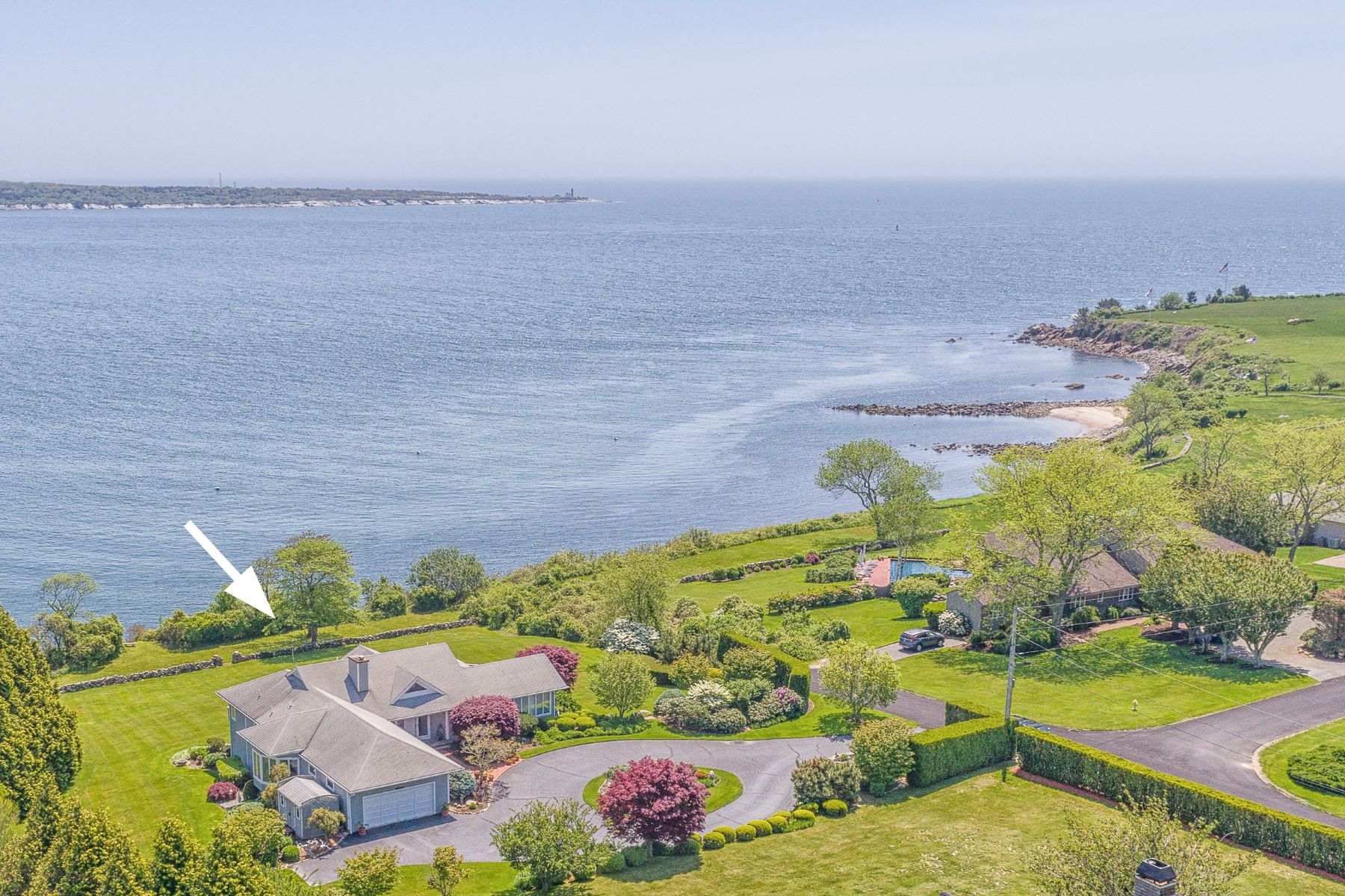 single family homes for Sale at 60 North Cliff Dr, Narragansett, RI Narragansett, Rhode Island 02882 United States