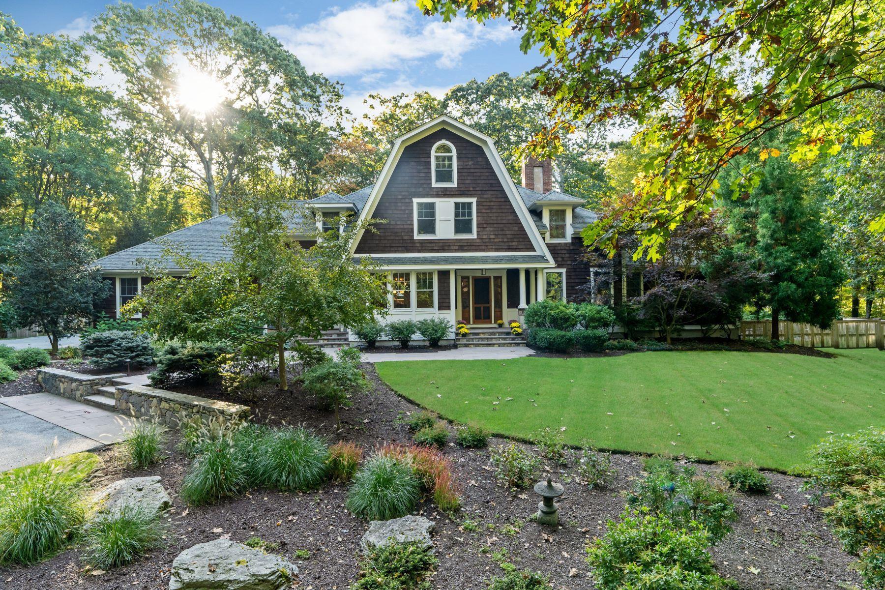 Single Family Homes por un Venta en 259 Forge Road, North Kingstown, RI 259 Forge Road North Kingstown, Rhode Island 02852 Estados Unidos