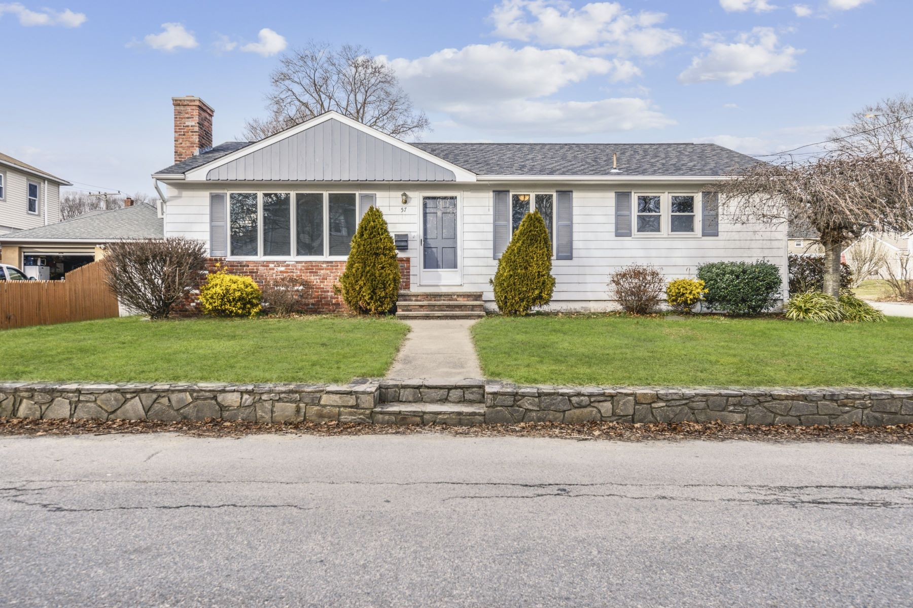 Single Family Homes for Sale at 57 Phillip Street, Coventry, RI Coventry, Rhode Island 02816 United States