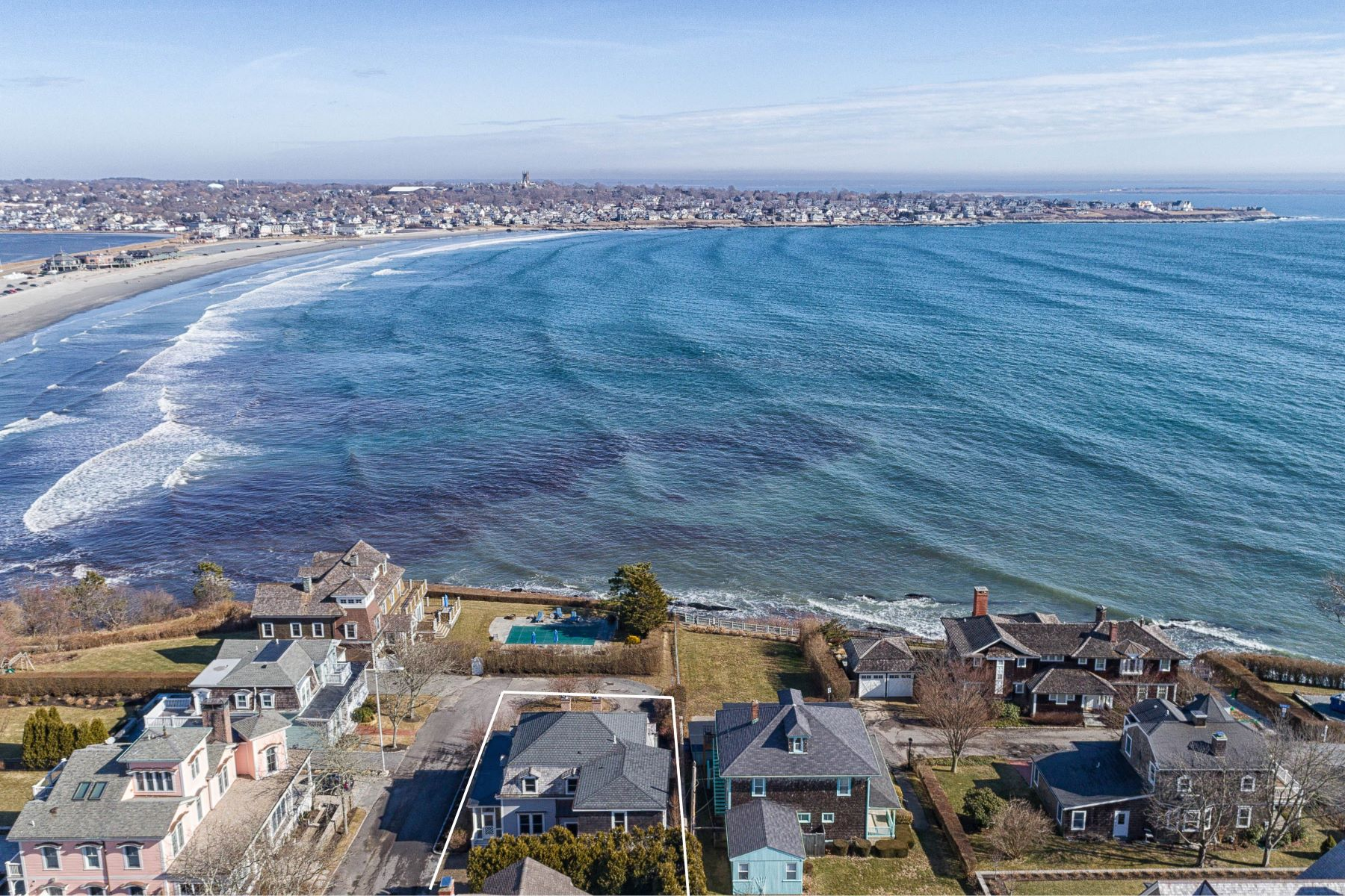 single family homes for Sale at 9 Cliff Ter, Newport, RI Newport, Rhode Island 02840 United States