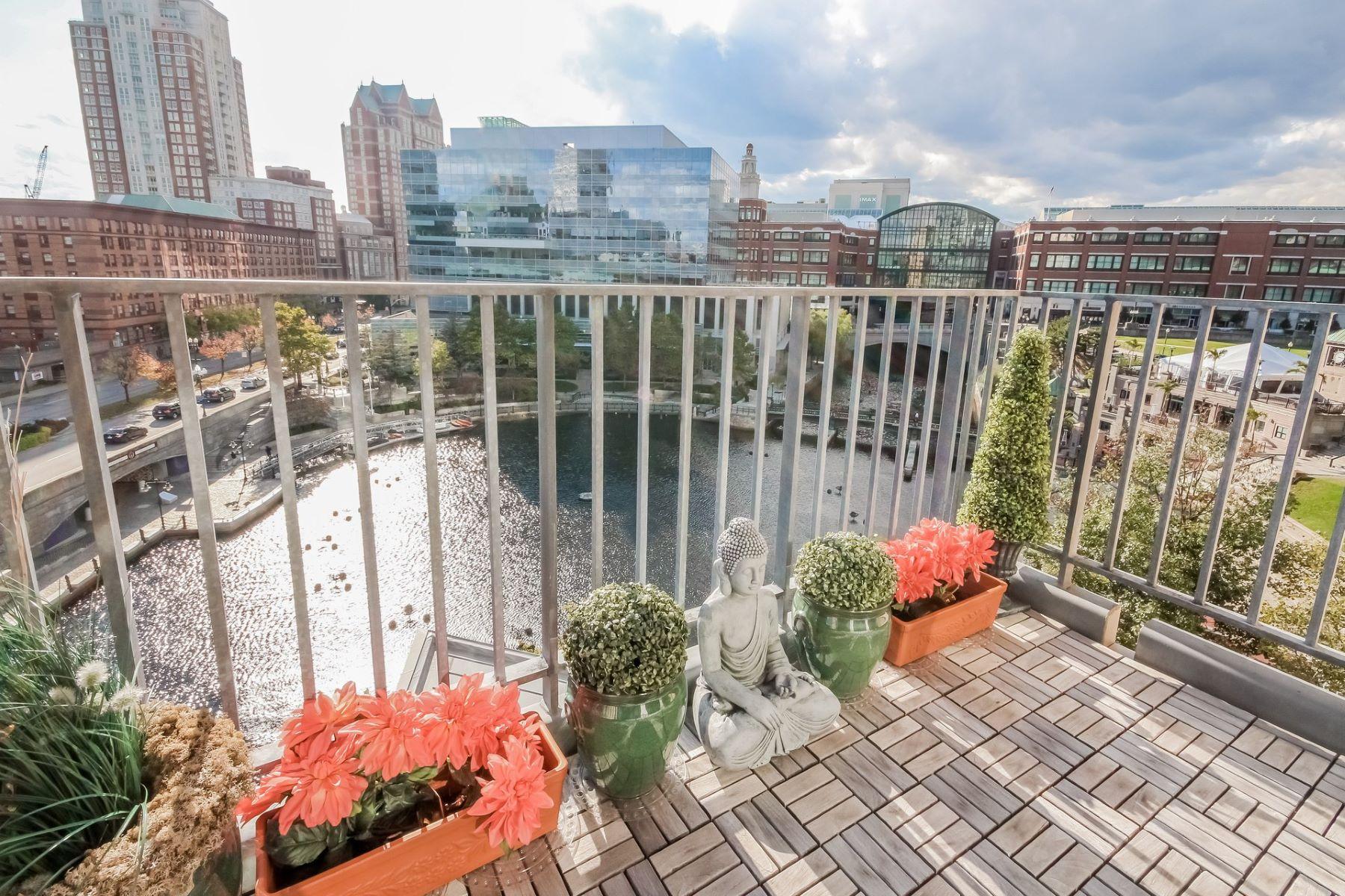 Condominiums للـ Sale في 200 Exchange St., #517, Providence, RI 200 Exchange St. 517, Providence, Rhode Island 02903 United States