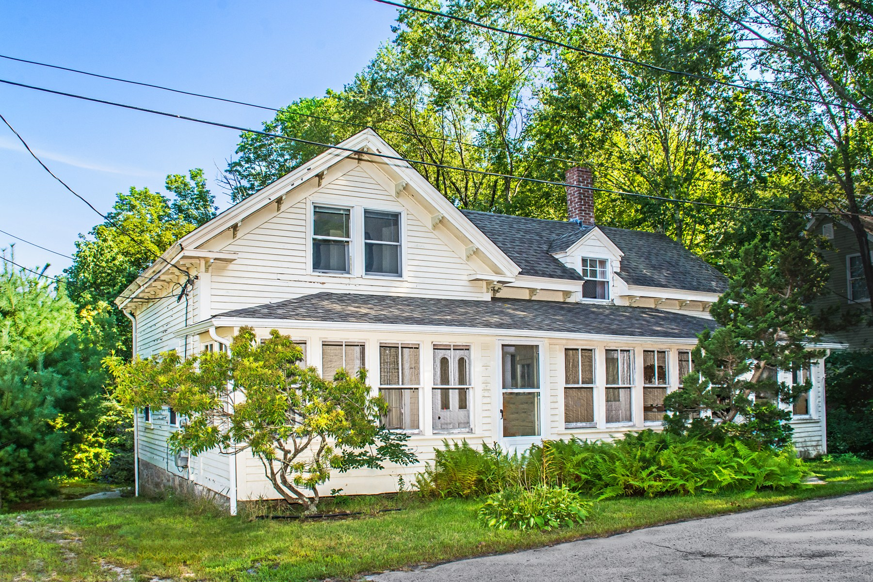 Single Family Homes for Sale at 14 Hill Street, Hopkinton, RI 14 Hill Street Hopkinton, Rhode Island 02832 United States