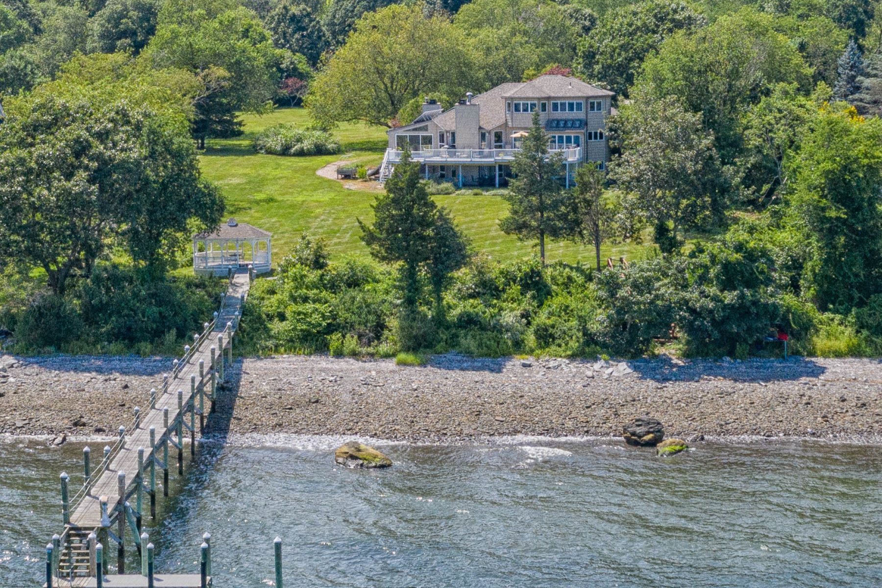 Single Family Homes for Sale at 5 Aquidneck Court, Jamestown, RI 5 Aquidneck Court Jamestown, Rhode Island 02835 United States
