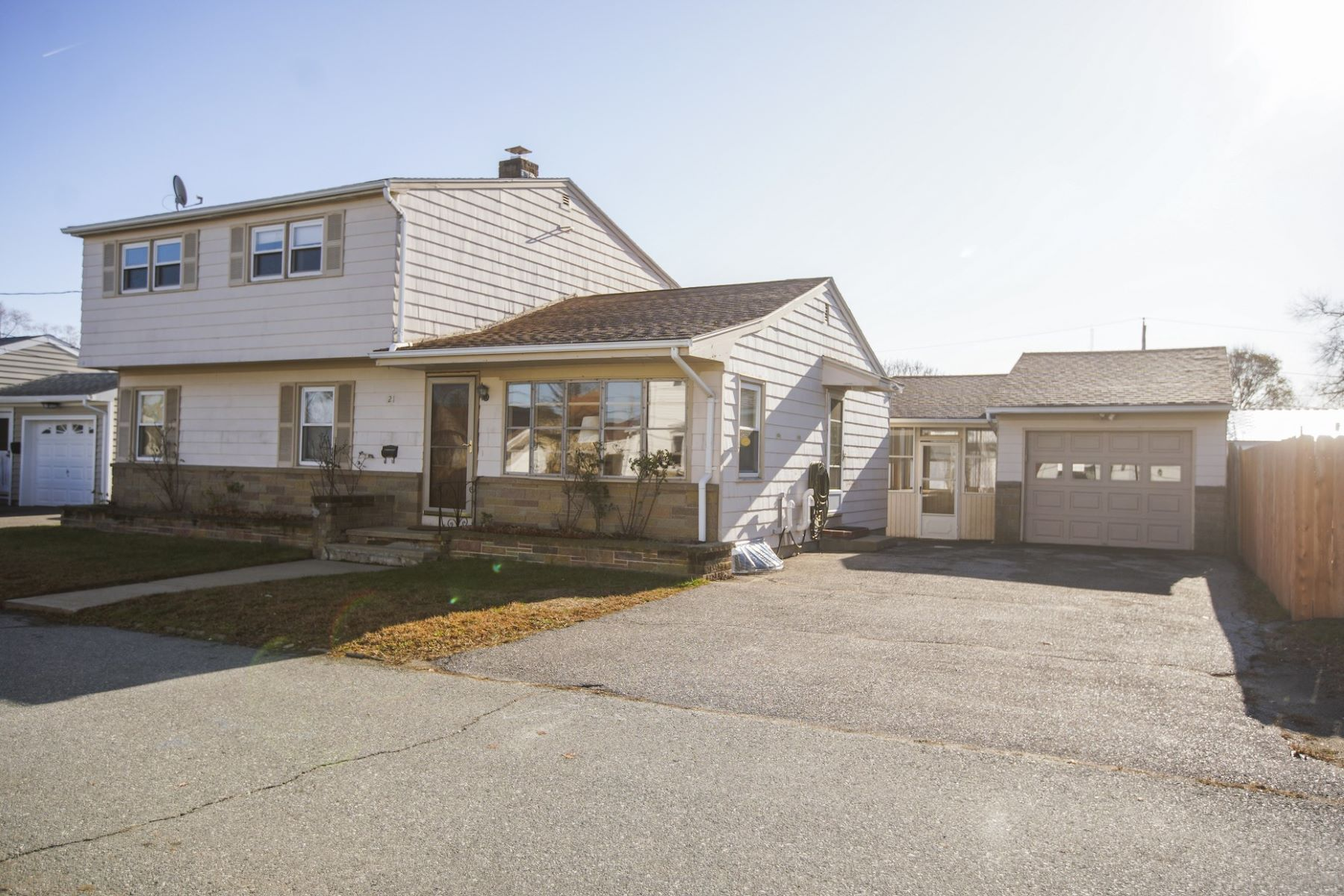 Single Family Homes for Sale at 21 Mozart Street, Cranston, RI Cranston, Rhode Island 02920 United States