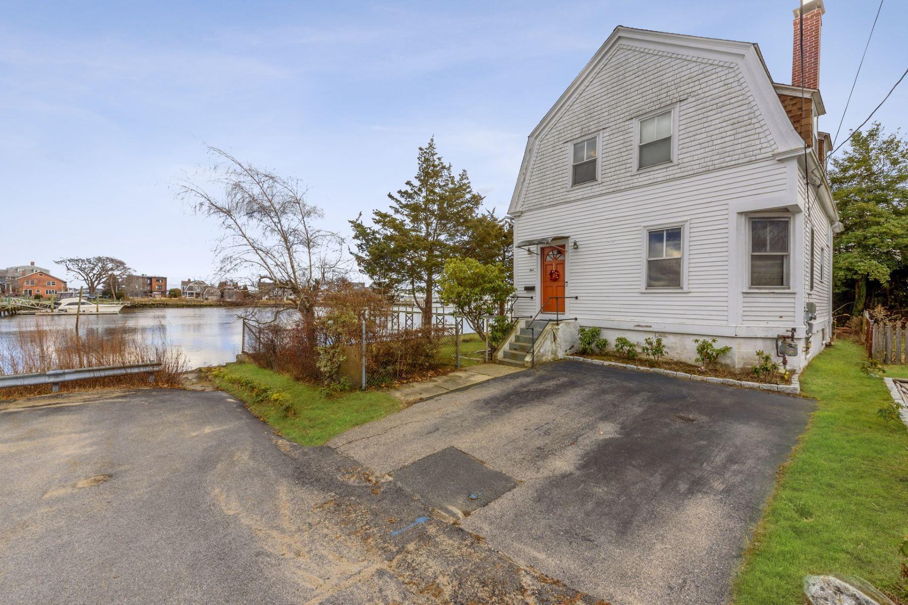 Single Family Homes for Sale at 4 Spring Garden Street, Warwick, RI Warwick, Rhode Island 02888 United States