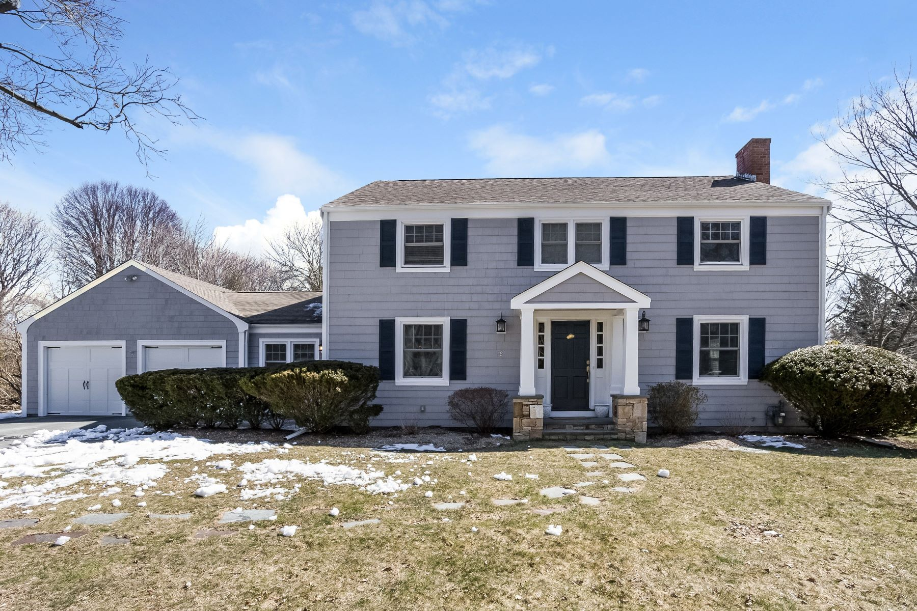 Single Family Home for Sale at 6 Ridgewood Rd, Barrington, RI 6 Ridgewood Rd Barrington, Rhode Island 02806 United States