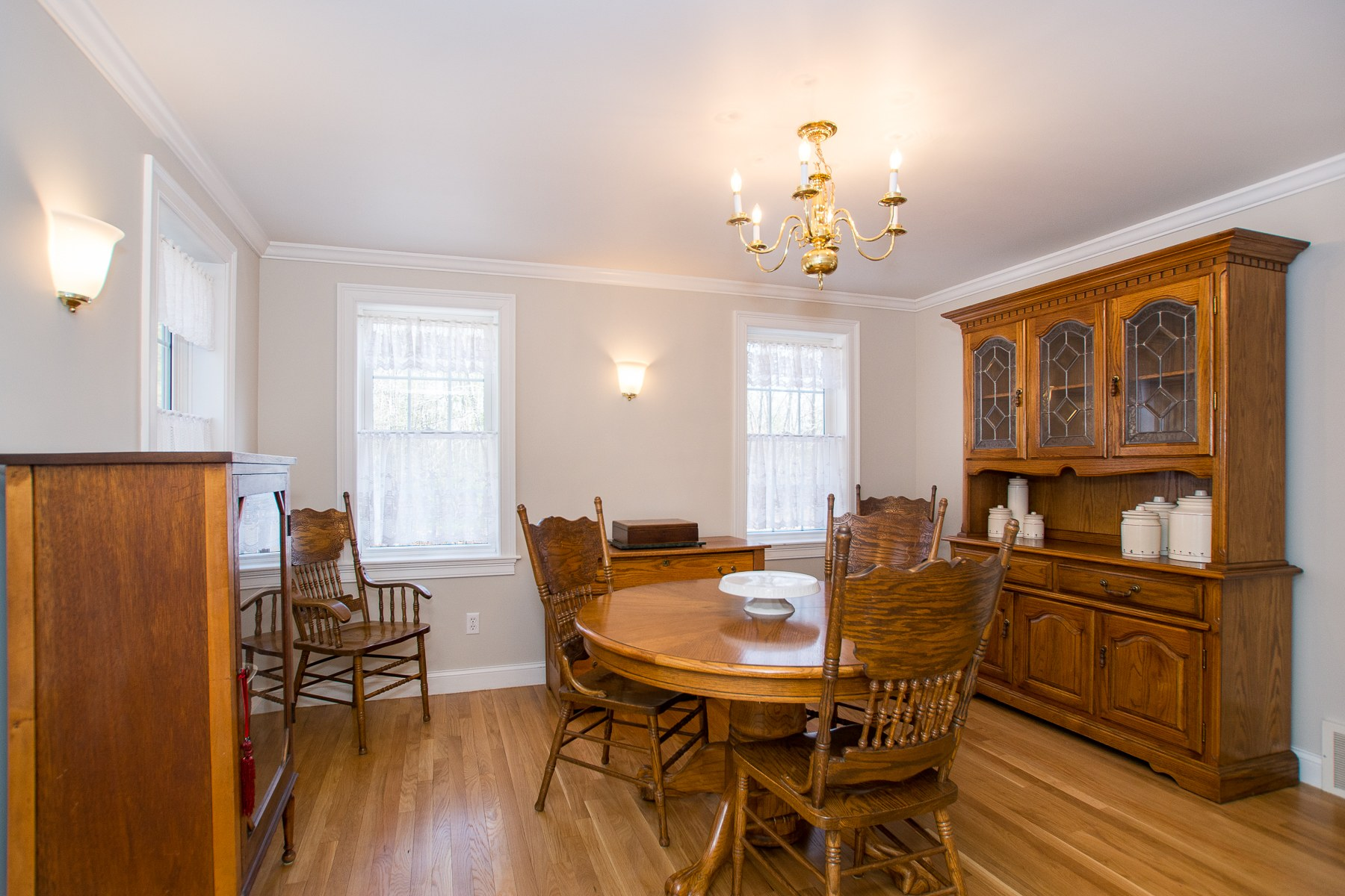 Single Family Homes for Active at 1213 Plymouth St., Bridgewater, MA 1213 Plymouth St. Bridgewater, Massachusetts 02324 United States