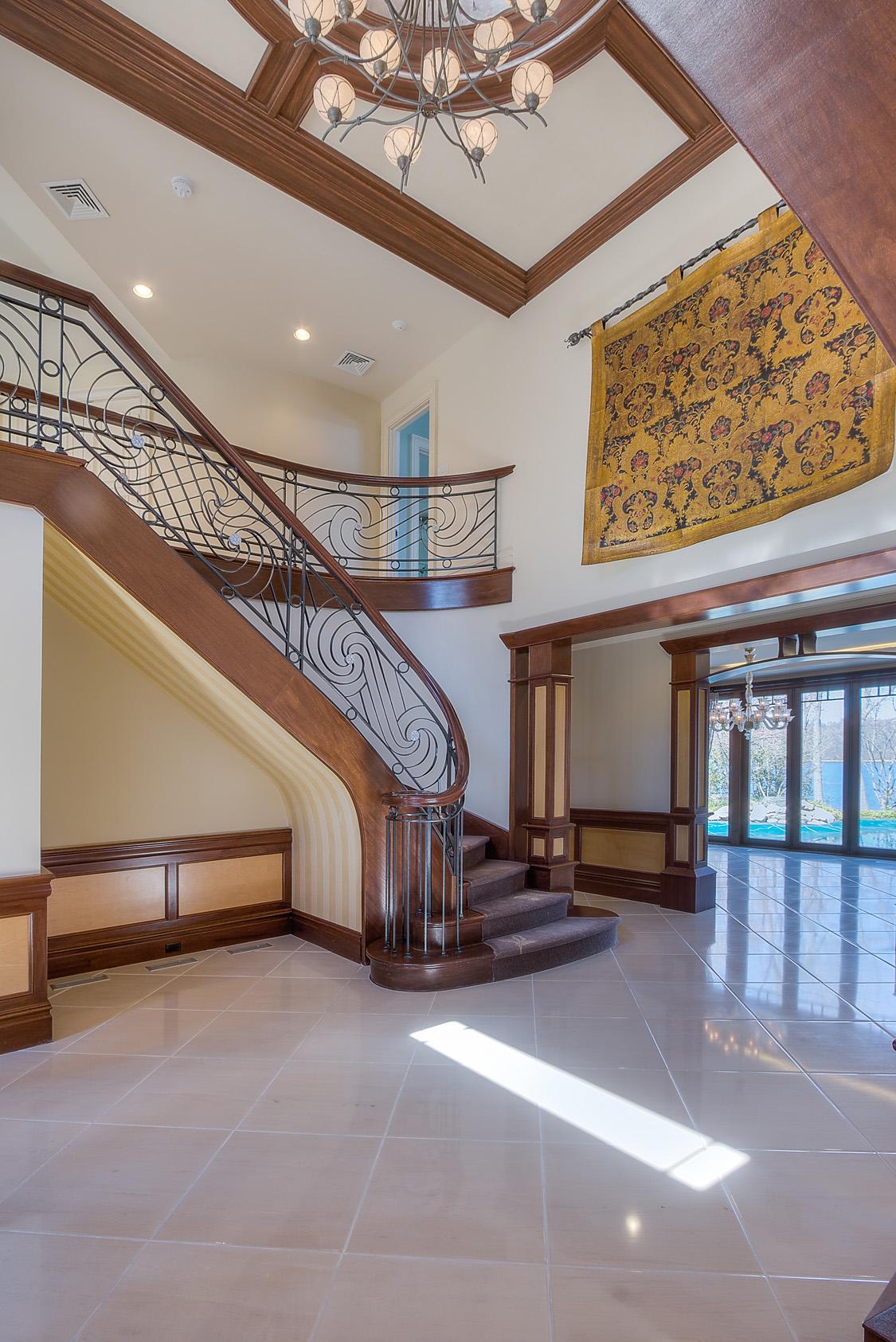 Single Family Home for Sale at Post Modern 52 School Ln Lloyd Harbor, New York, 11743 United States
