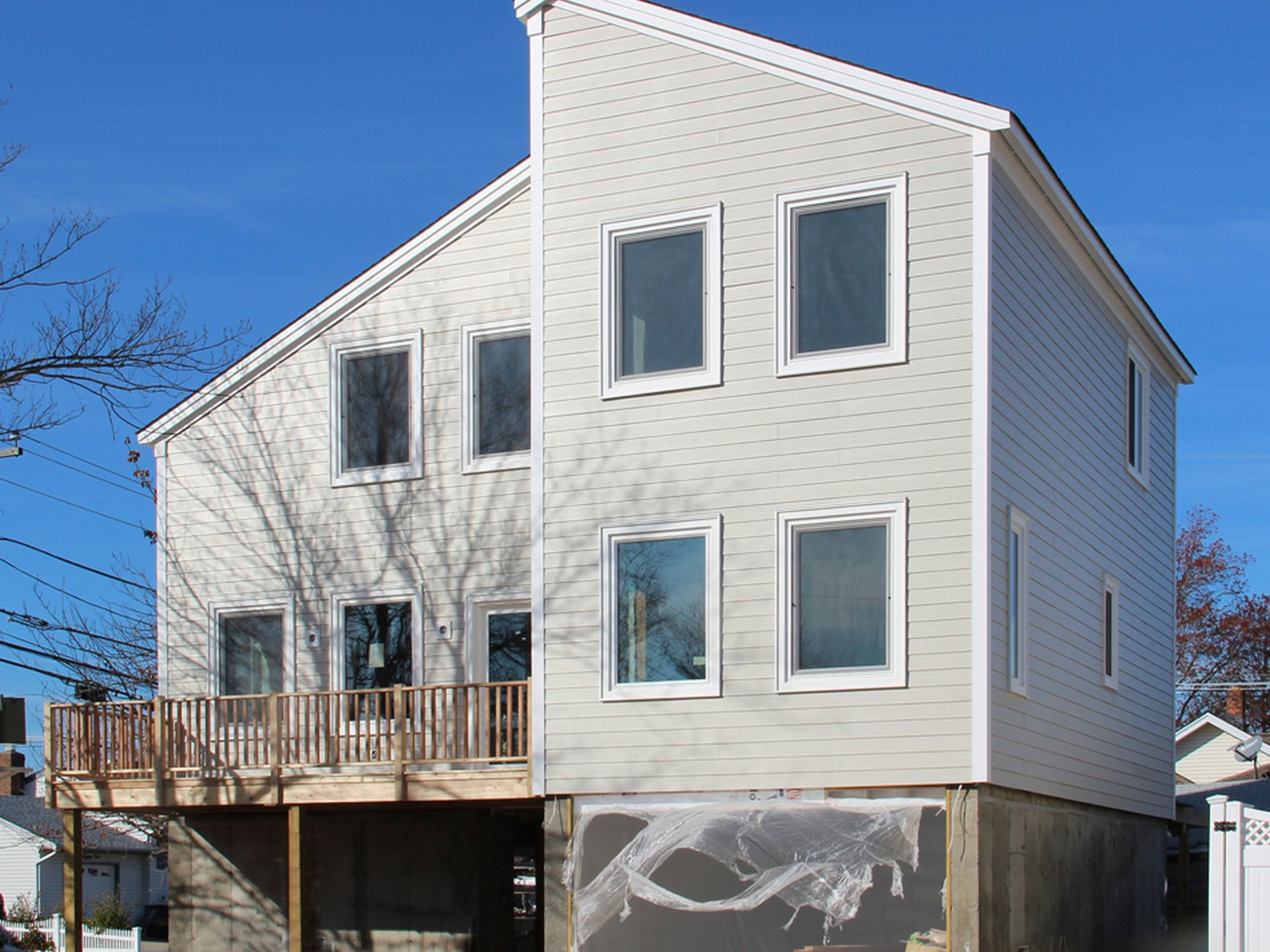 "Single Family Home for Sale at One of a kind ""Passive Home"" 64 President St Freeport, New York 11520 United States"