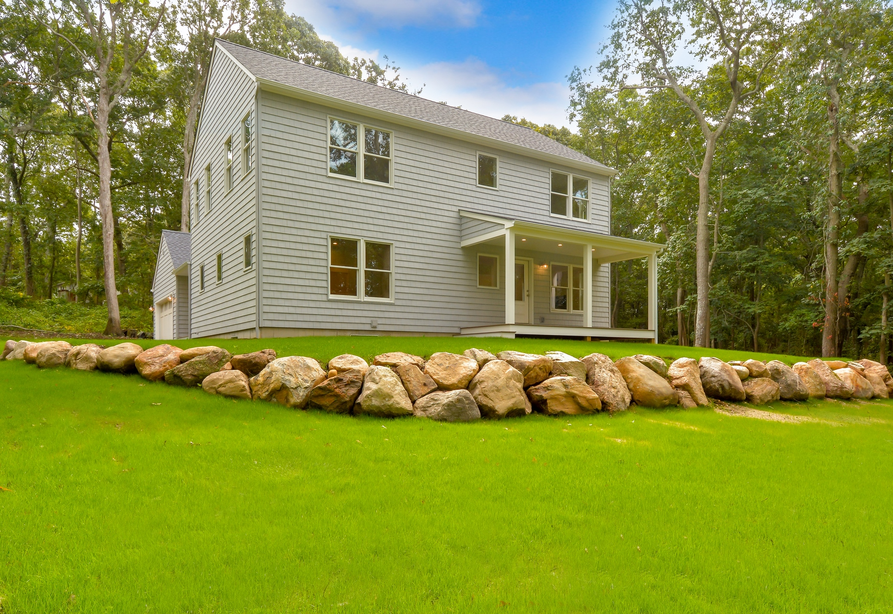 Single Family Home for Sale at Traditional 485 Hickory Ave Southold, New York, 11971 United States