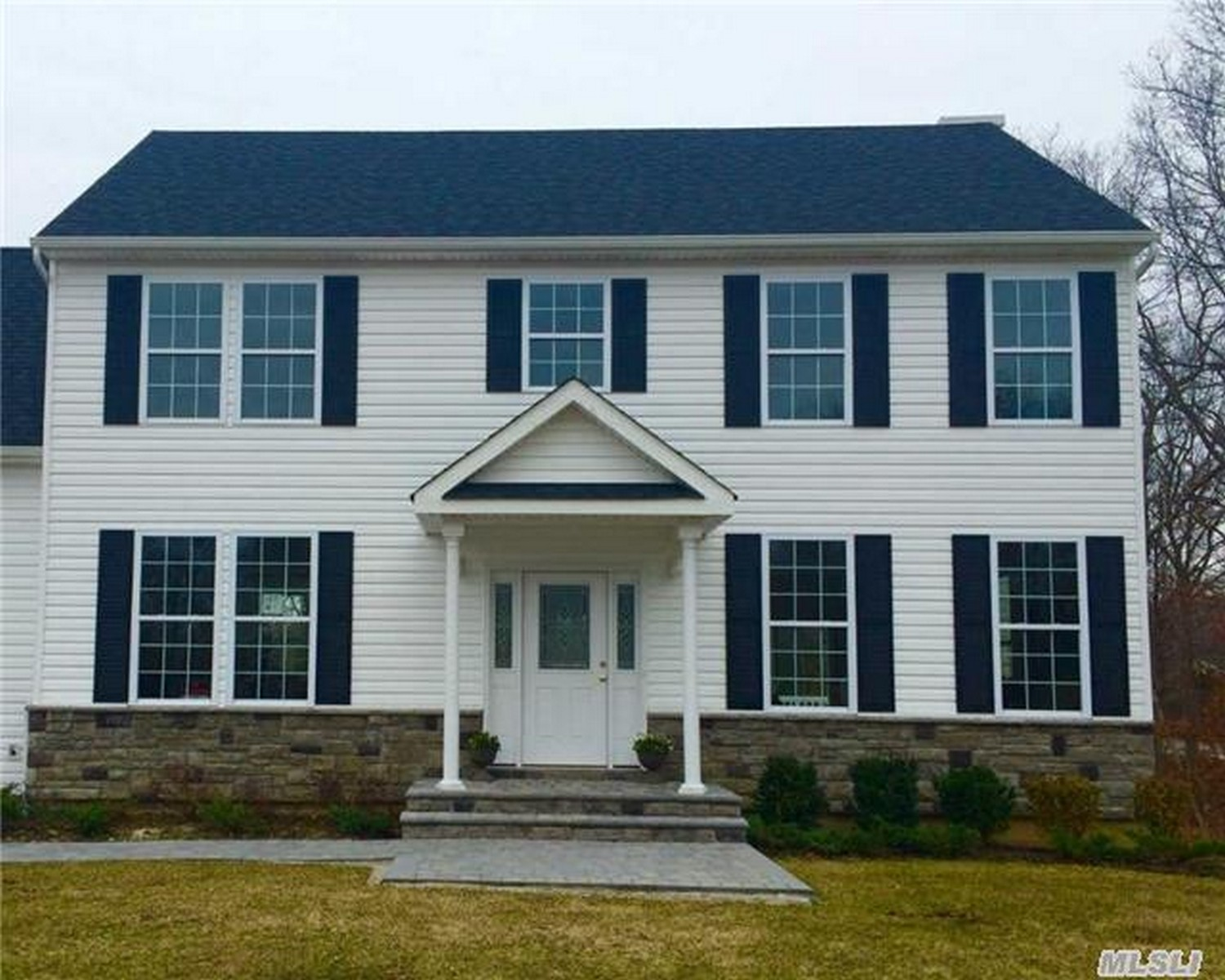 Single Family Home for Sale at Beautiful New Construction 5 Sweet Woods Ct Port Jefferson Station, New York, 11776 United States