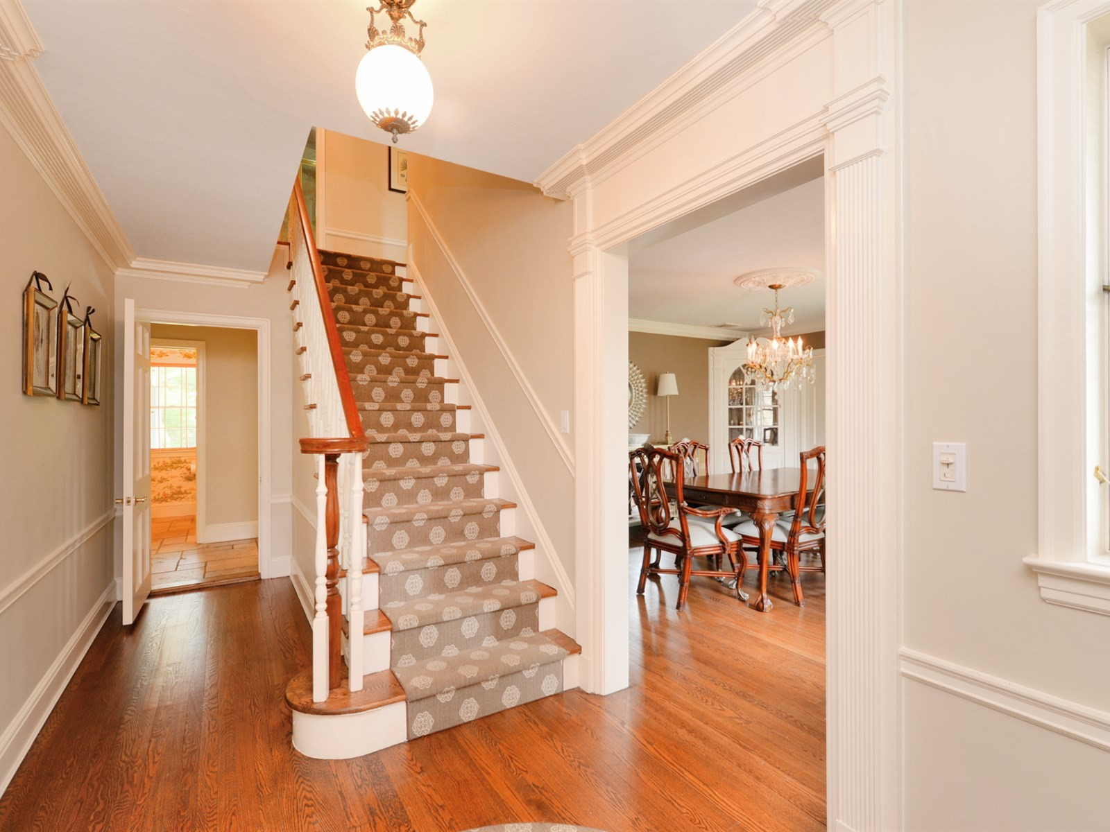 Single Family Home for Sale at Colonial 69 Roxen Rd Rockville Centre, New York 11570 United States