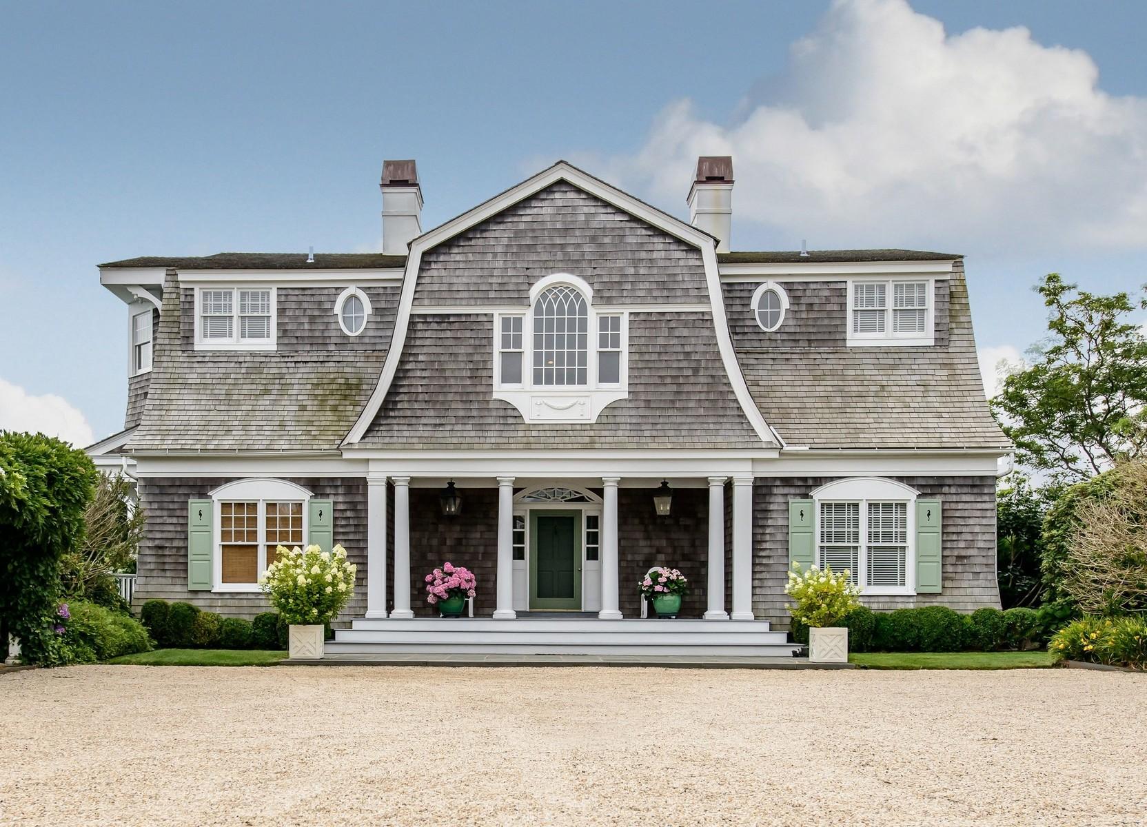 獨棟家庭住宅 為 出售 在 2 Story 557 Daniels Ln Sagaponack, 紐約州, 11962 美國