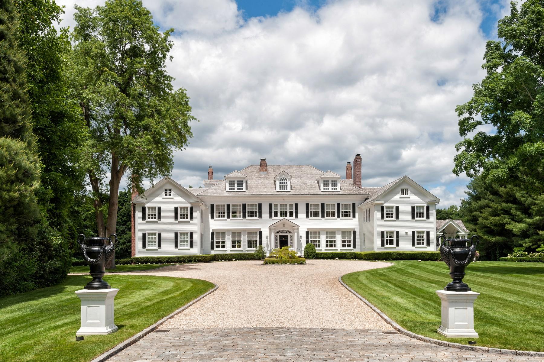 Casa para uma família para Venda às Northway 199 Feeks Ln Lattingtown, Nova York, 11560 Estados Unidos