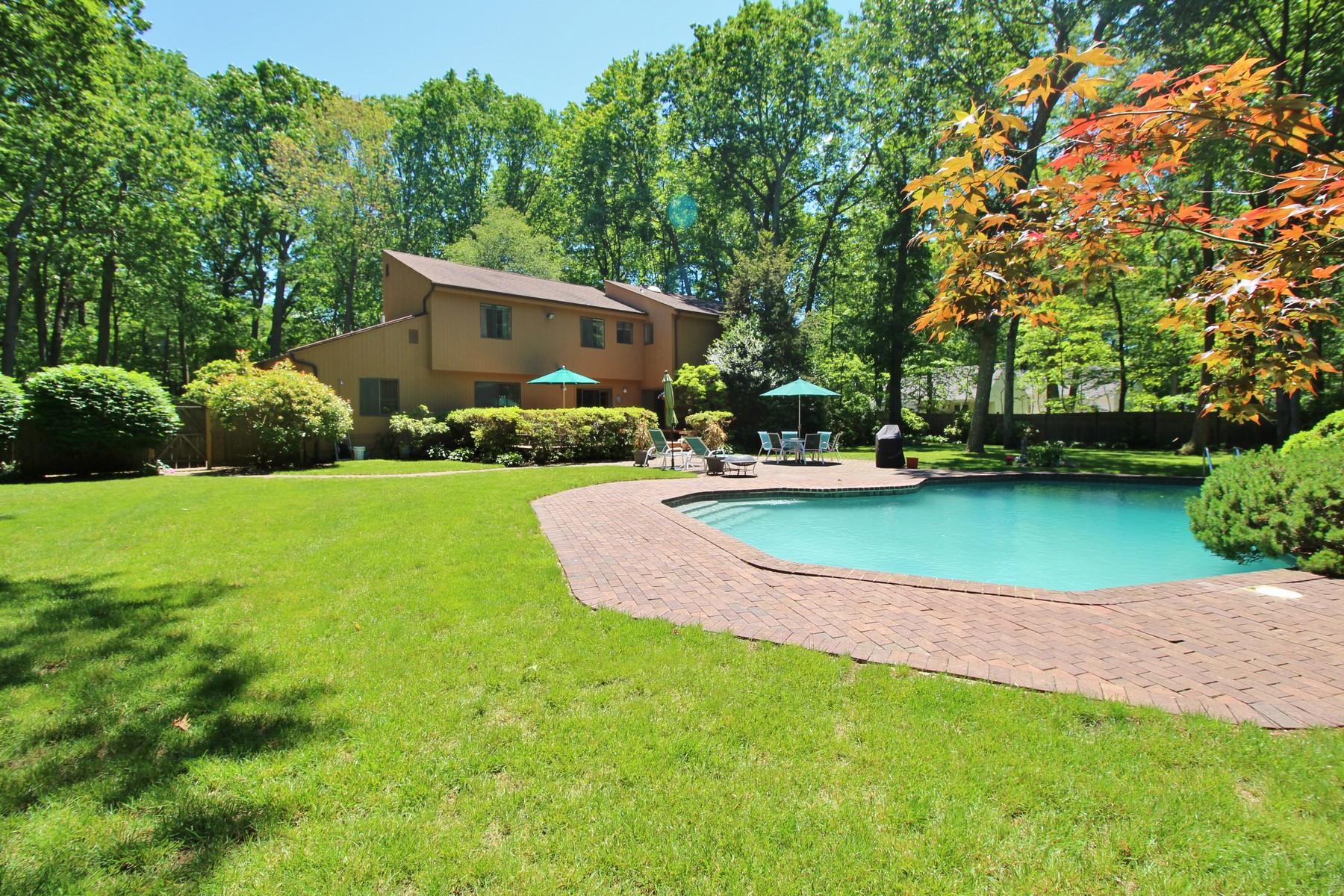 獨棟家庭住宅 為 出售 在 Modern 12 Seaforth Ln Lloyd Neck, 紐約州, 11743 美國