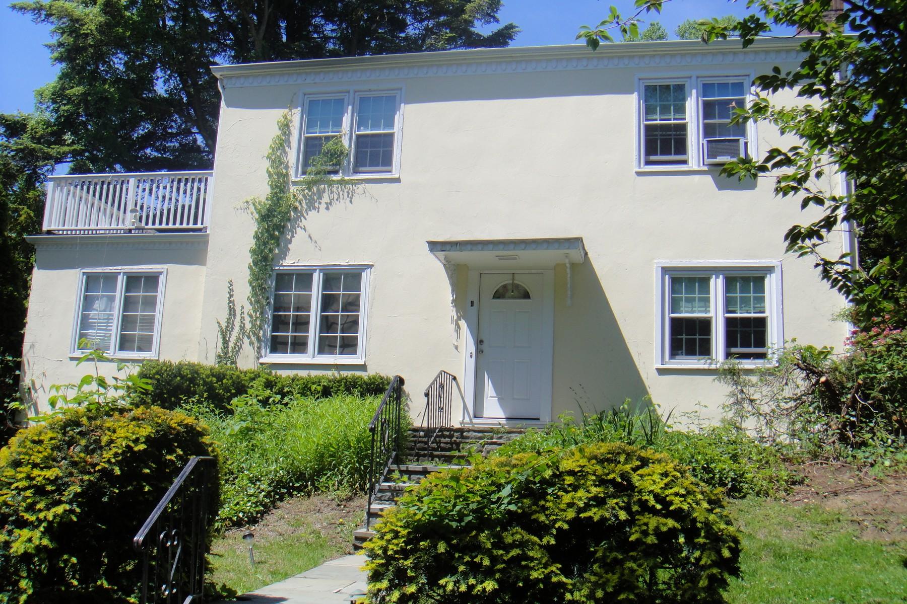Частный односемейный дом для того Продажа на Colonial 4 Hewlett Rd Greenvale, Нью-Йорк, 11548 Соединенные Штаты