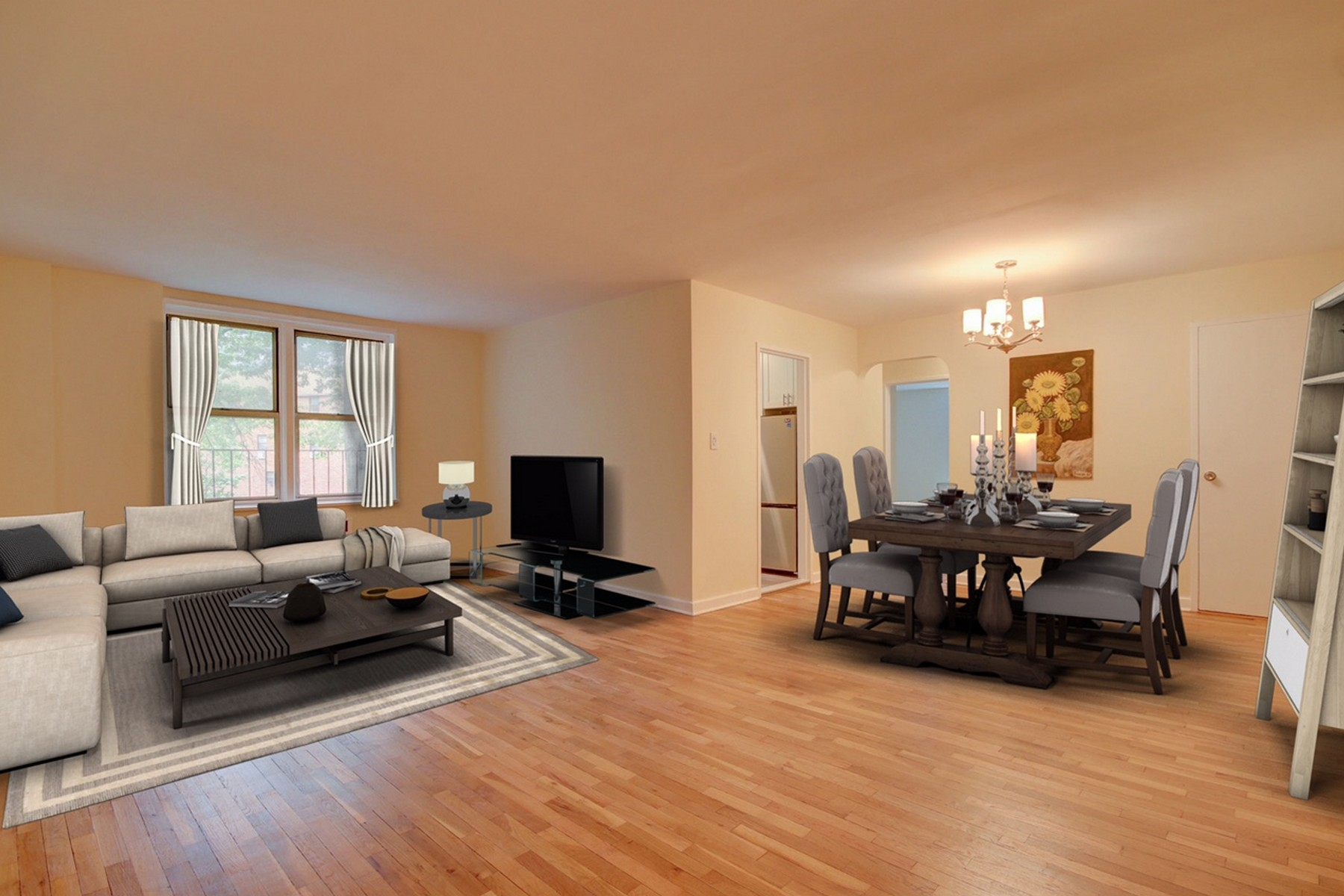 Co-op for Sale at Co-Op 72-81 113 St 2 2L Forest Hills, New York, 11375 United States
