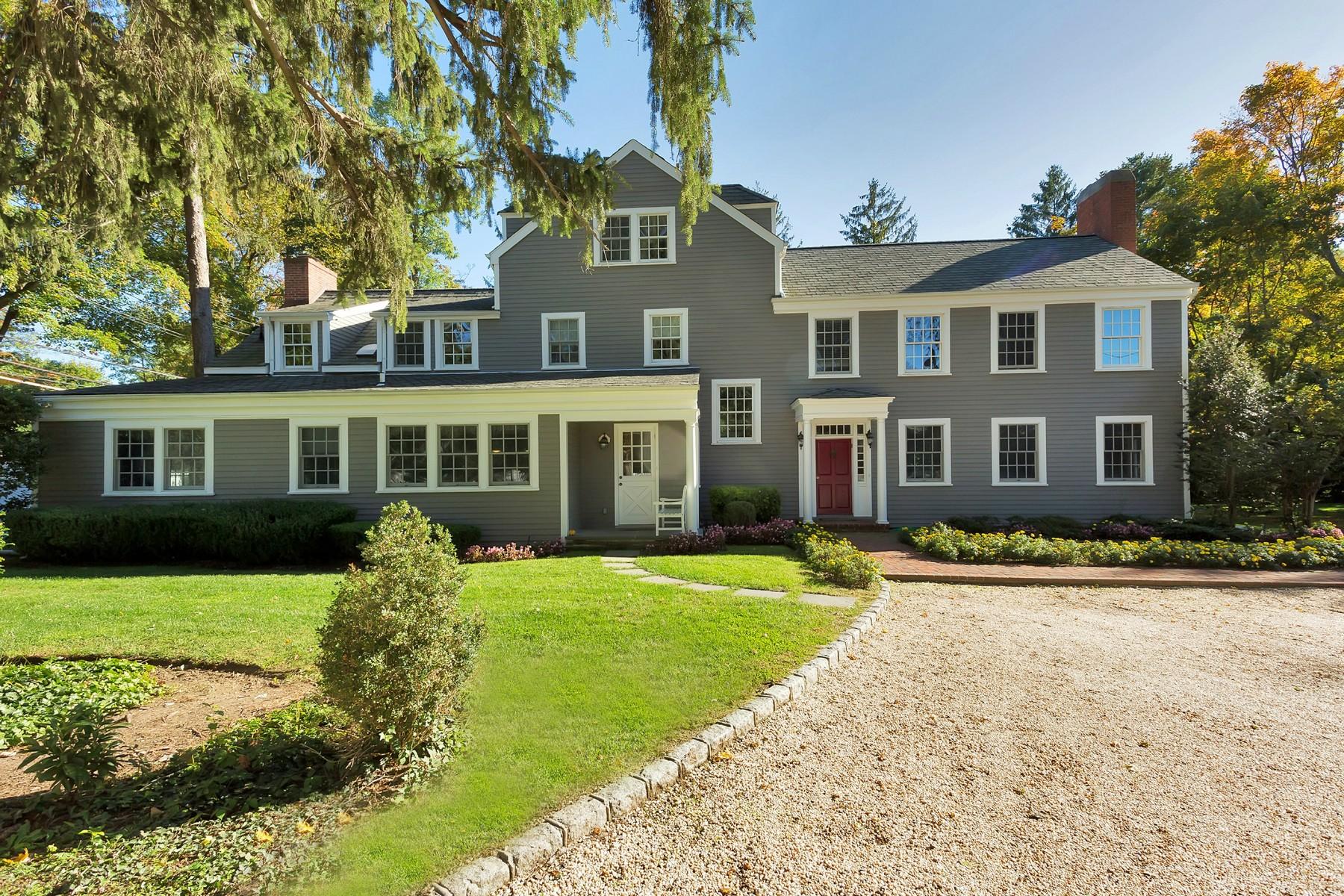 Casa Unifamiliar por un Venta en Colonial 143 Split Rock Rd Syosset, Nueva York, 11791 Estados Unidos