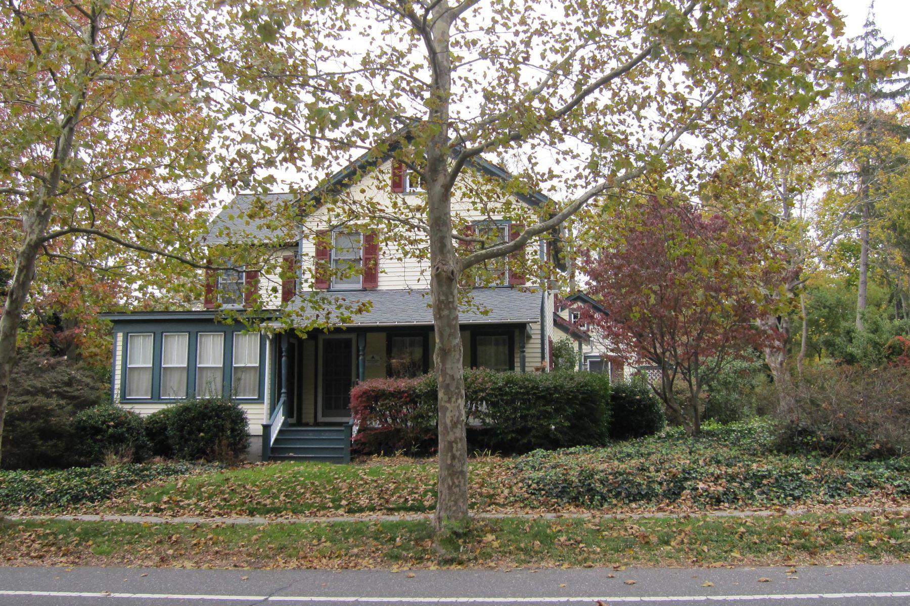 Single Family Home for Sale at Setauket Village Historic Gem 107 Main St Setauket, New York, 11733 United States
