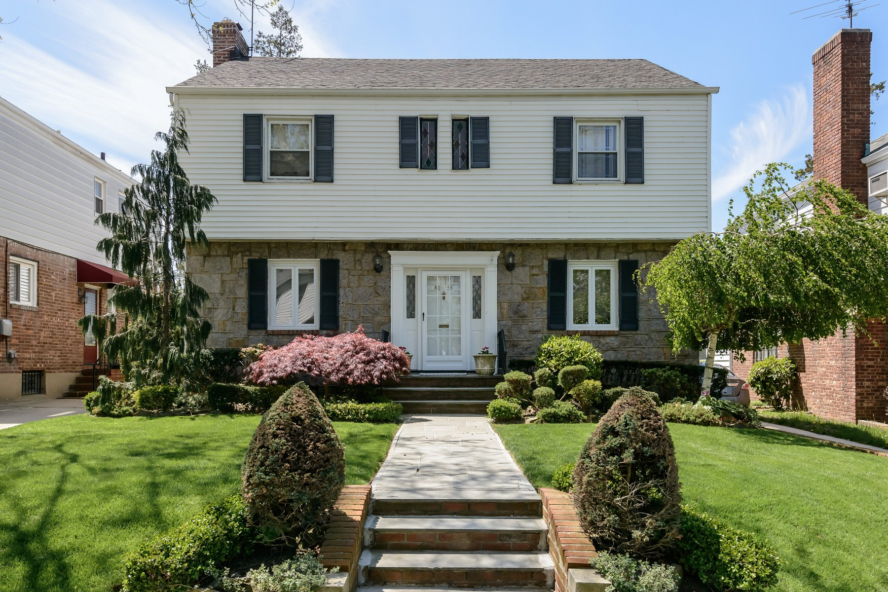 Single Family Home for Sale at Colonial 80-54 212th St Queens Village, New York 11427 United States