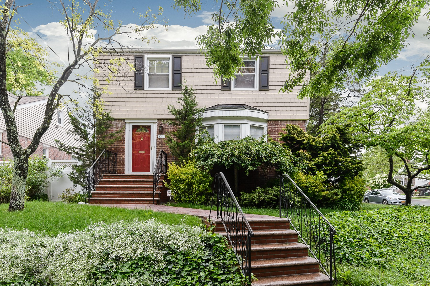 Single Family Home for Sale at Colonial 80-77 208th St Queens Village, New York 11427 United States